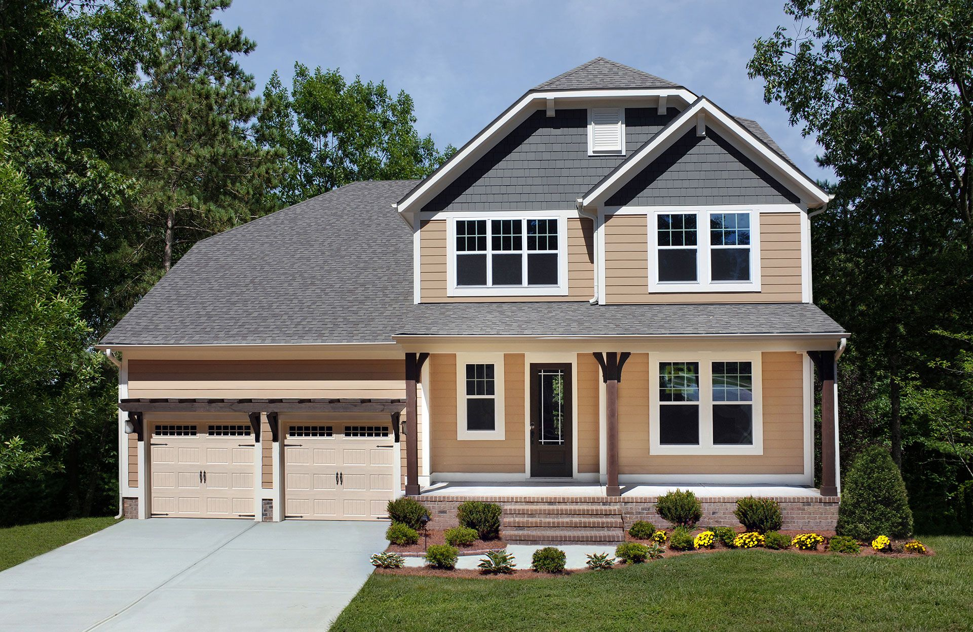 pleasant green woods new homes in durham nc by drees homes new homes community by drees homes