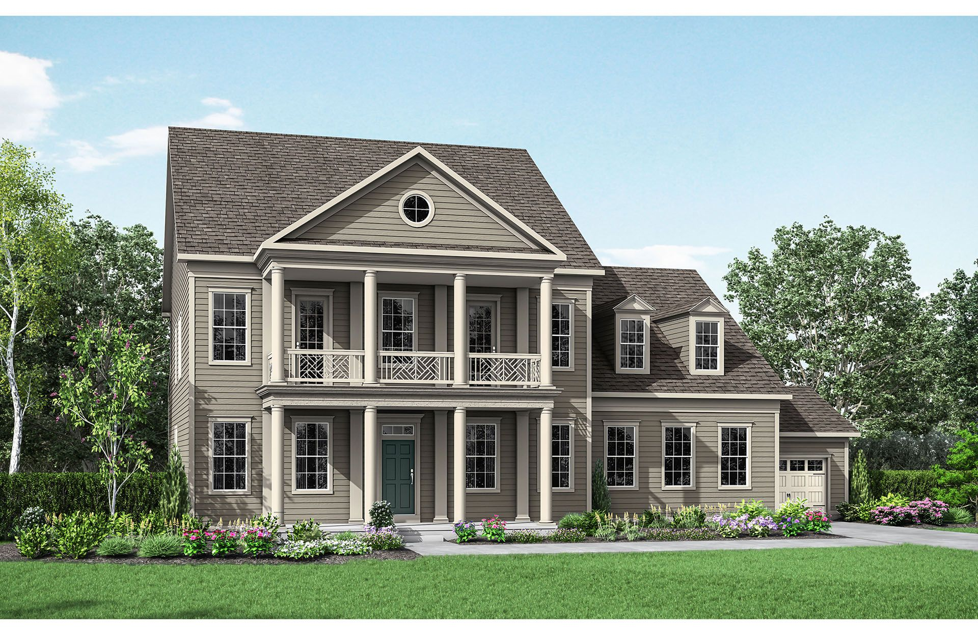 Single Family for Active at Willowsford - Oakton 40970 Sweet Thorn Lane Aldie, Virginia 20105 United States