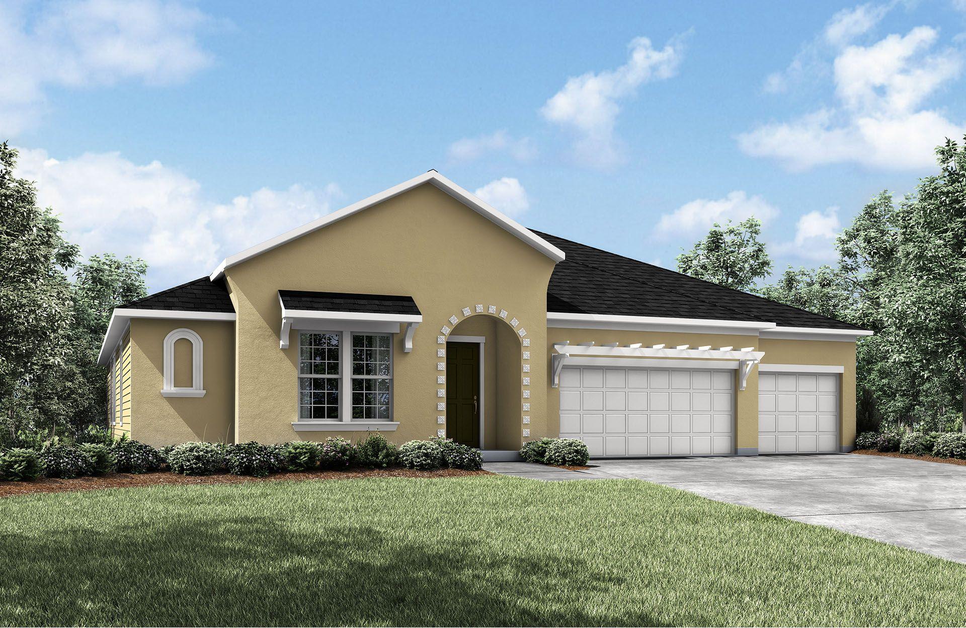 Uma única Família para Venda às Magnolia Point - Marco 3695 Red Hawk Ct. Green Cove Springs, Florida 32043 United States