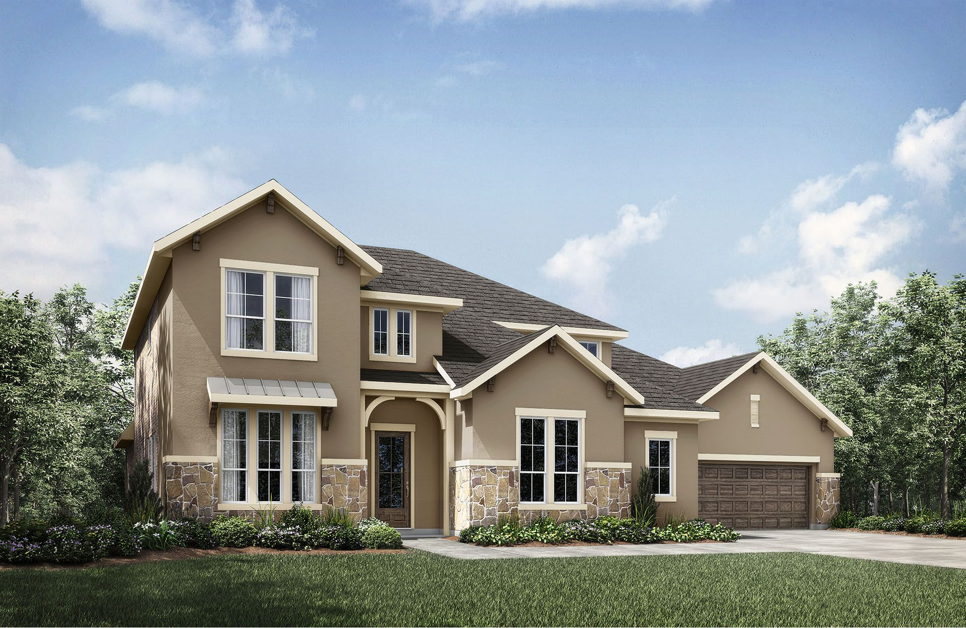 Unifamiliar por un Venta en Woodtrace - Sommers 33823 Mill Creek Way Pinehurst, Texas 77362 United States