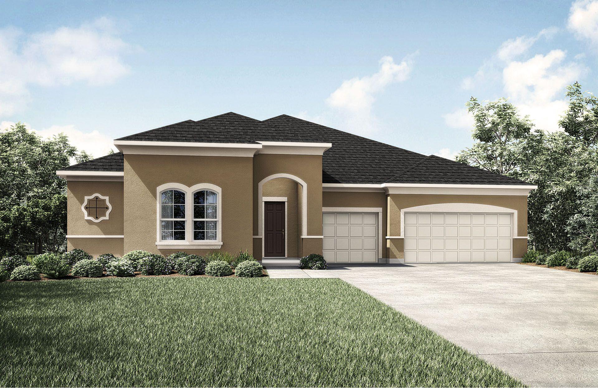 Uma única Família para Venda às Magnolia Point - Teagan 3695 Red Hawk Ct. Green Cove Springs, Florida 32043 United States