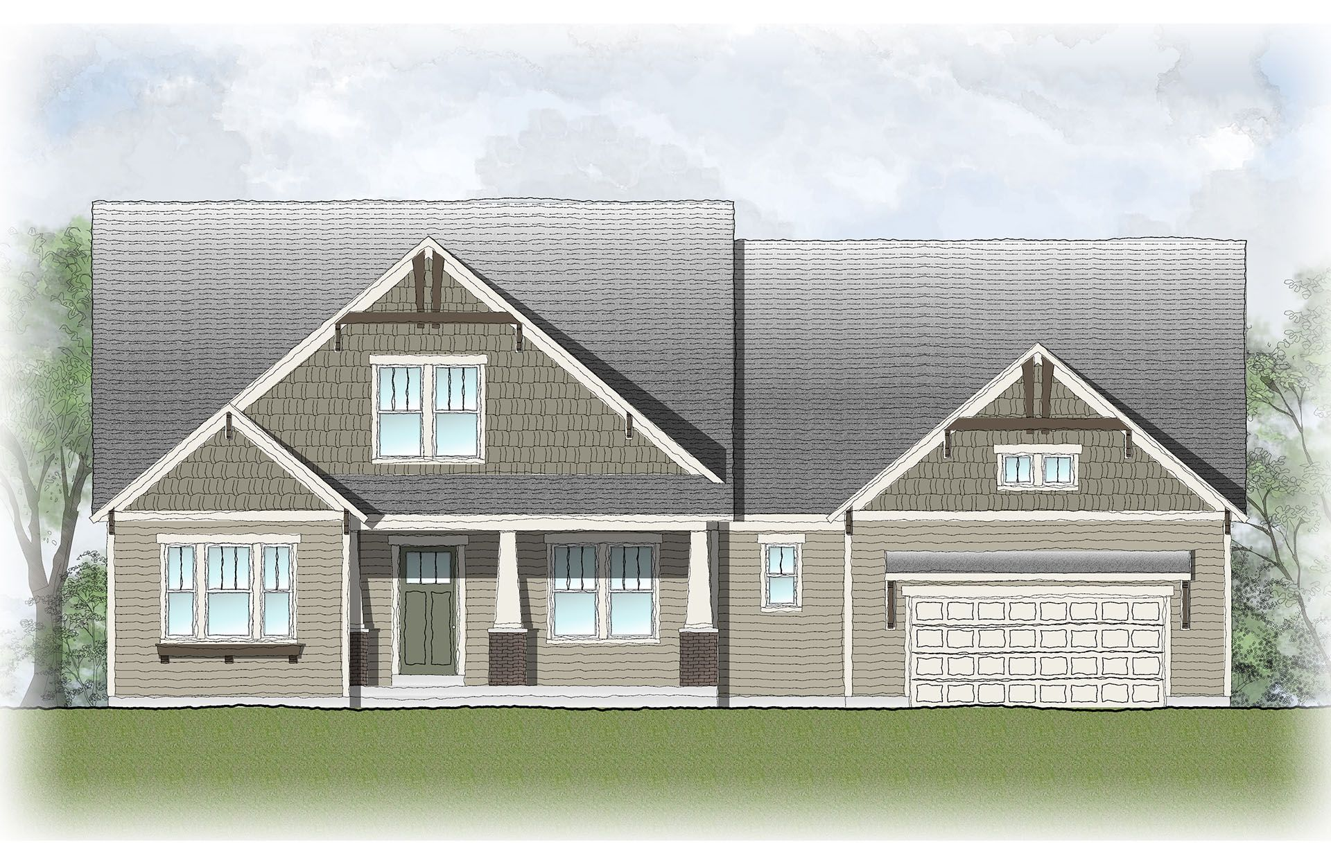 Single Family for Sale at Estates At Rocky Pen - Springwood 85 Edgewater Drive Falmouth, Virginia 22405 United States