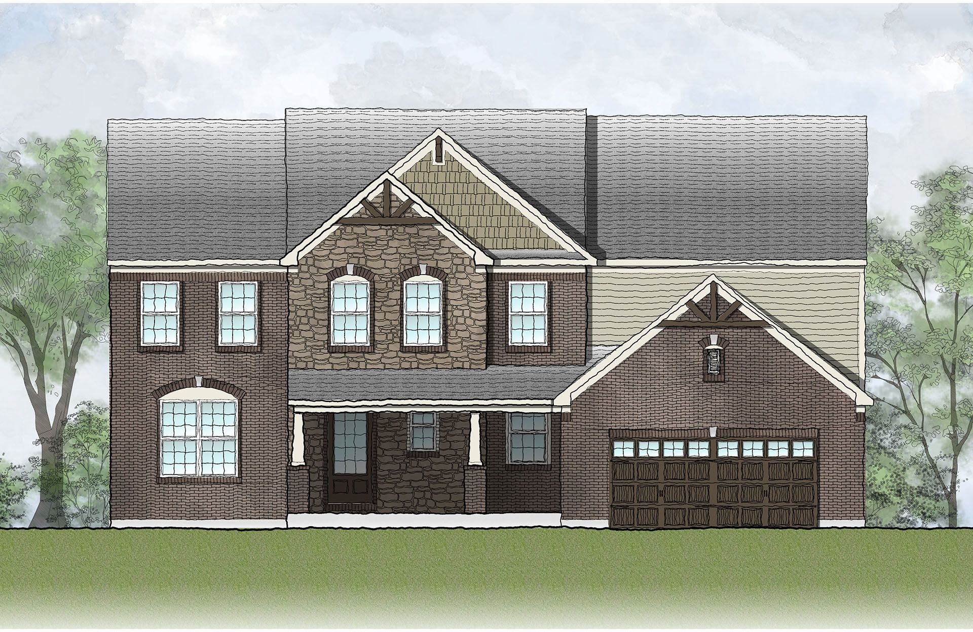 Single Family for Sale at Estates At Rocky Pen - Westland 85 Edgewater Drive Falmouth, Virginia 22405 United States