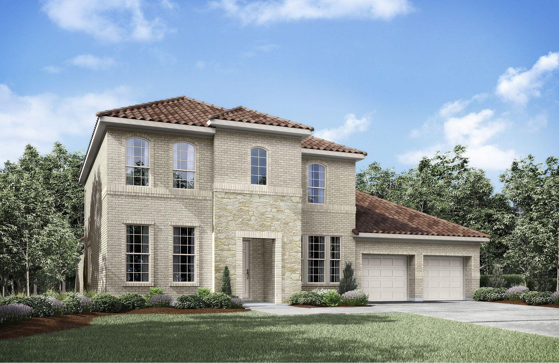 Single Family for Sale at Union Park - Tanner 4908 Union Park Boulevard East Aubrey, Texas 76227 United States