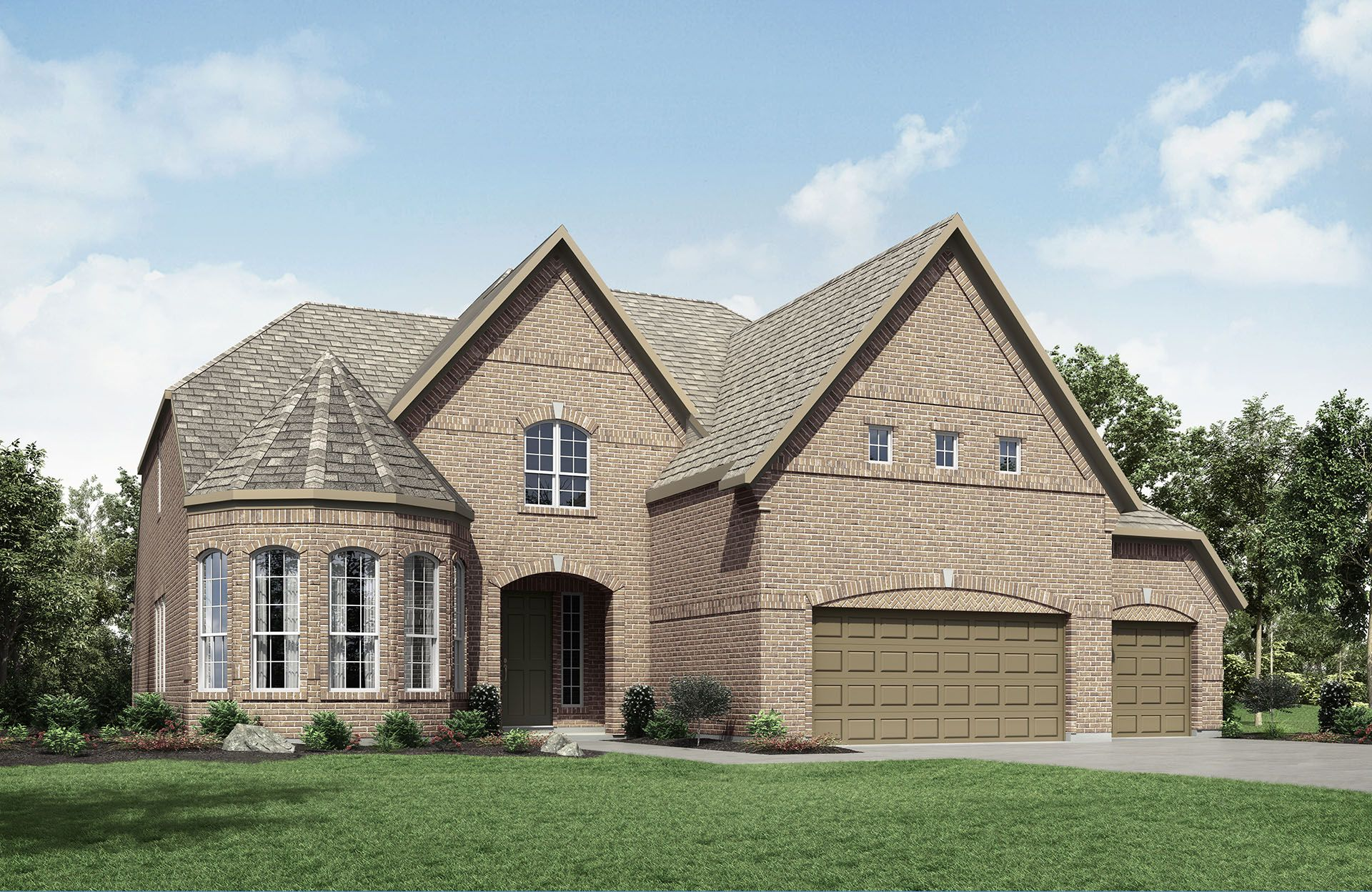 Single Family for Sale at Summer Lakes - Kenwood Ii 7427 Summer Night Lane Rosenberg, Texas 77469 United States