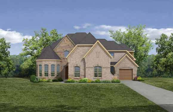 Single Family for Sale at Breezy Hill - Kenwood 795 Featherstone Rockwall, Texas 75087 United States