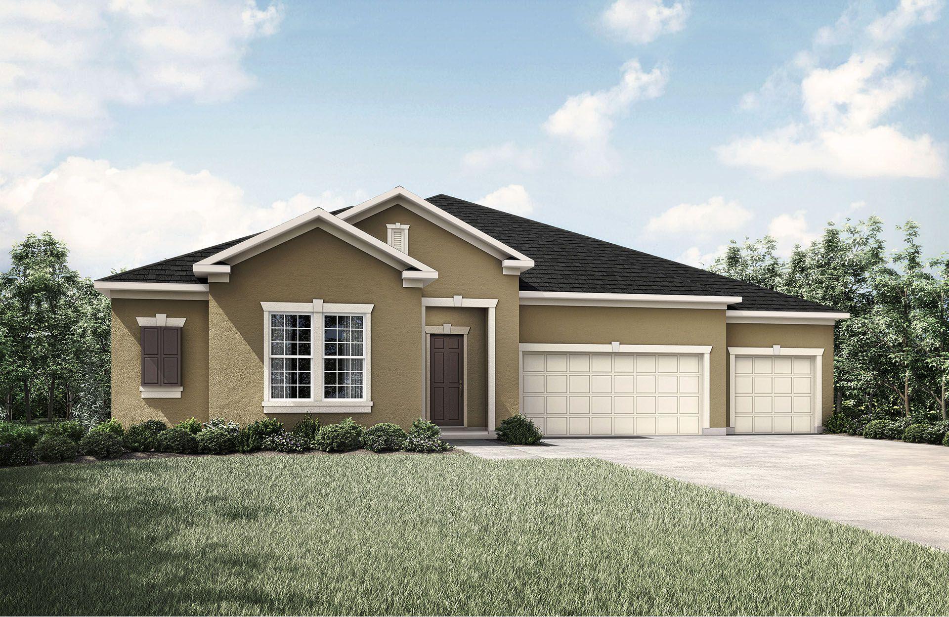 Single Family for Sale at Jacksonville Offsite - Teagan Jacksonville, Florida 32257 United States