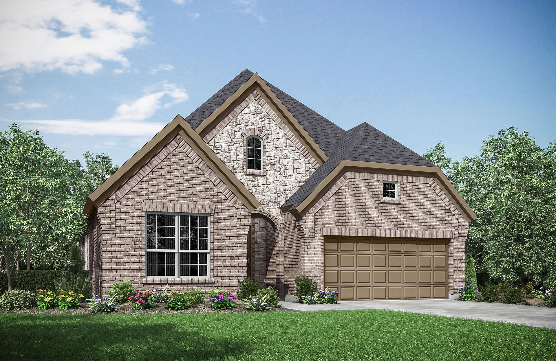 Single Family for Active at Auburn Iv 2 Sadie Court Trophy Club, Texas 76262 United States