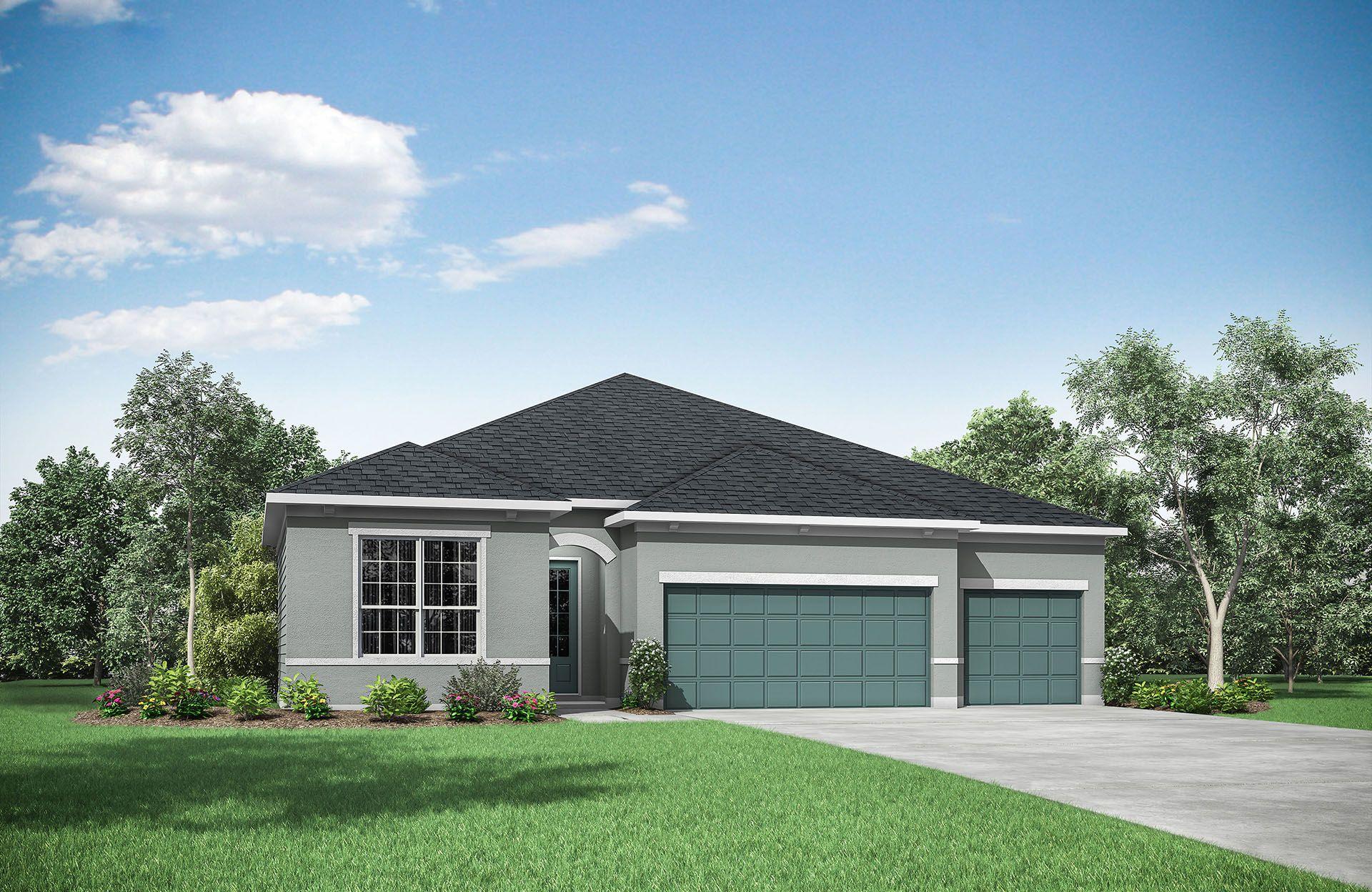 Uma única Família para Venda às Magnolia Point - Flagler 3695 Red Hawk Ct. Green Cove Springs, Florida 32043 United States