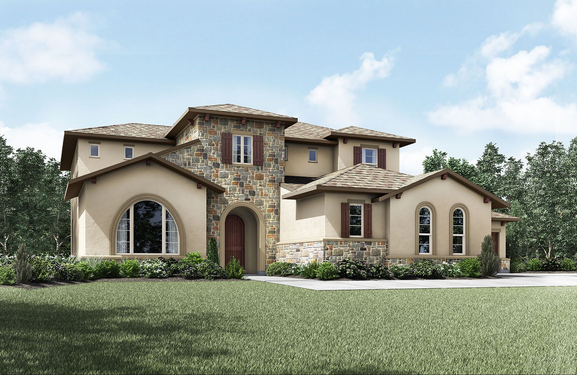 Single Family for Sale at Cimarron Hills - Lynmar 307 Flint Ridge Trail Georgetown, Texas 78628 United States