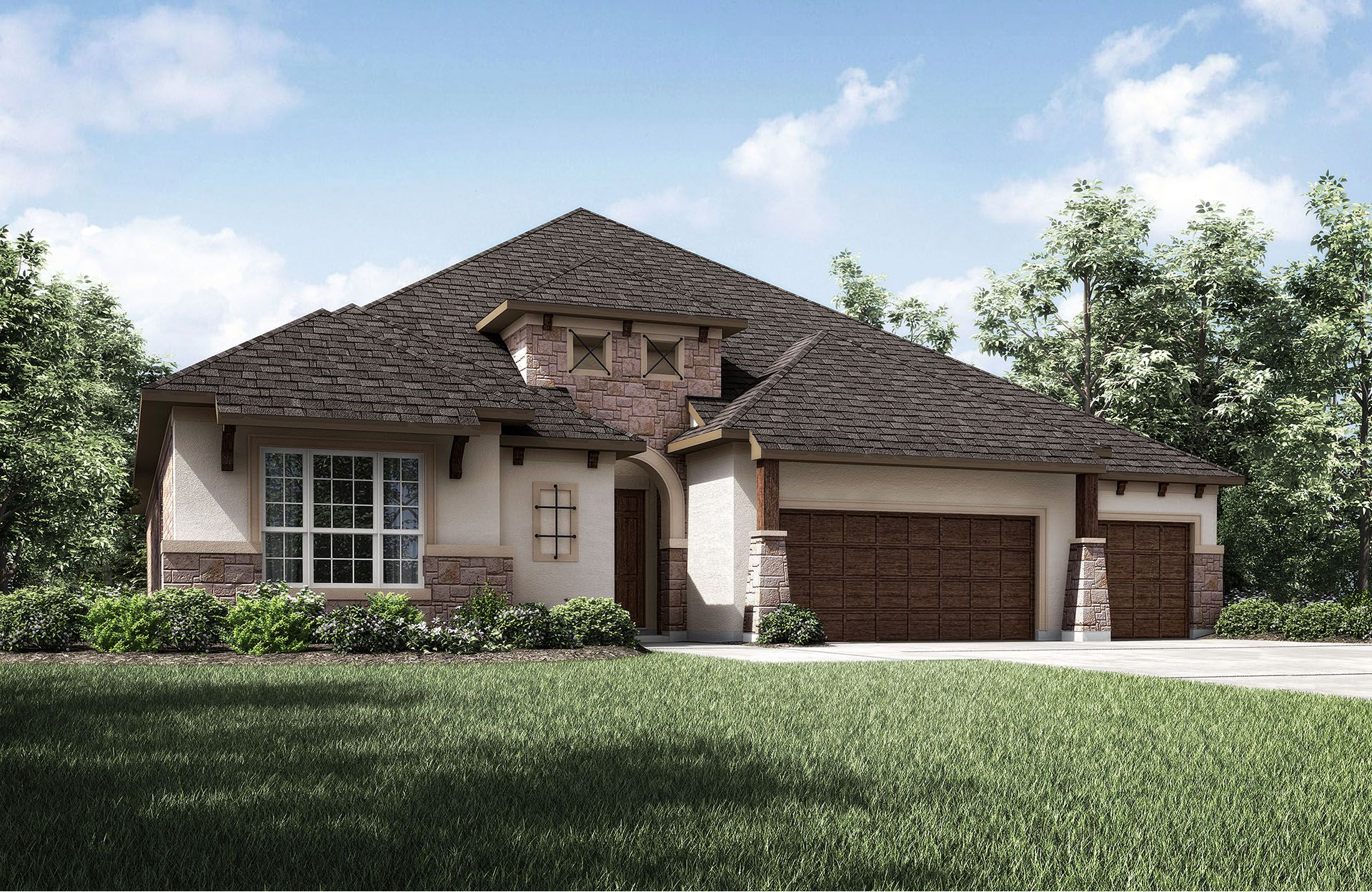 Single Family for Sale at Palmetto 3306 Opal Stone Court Porter, Texas 77365 United States