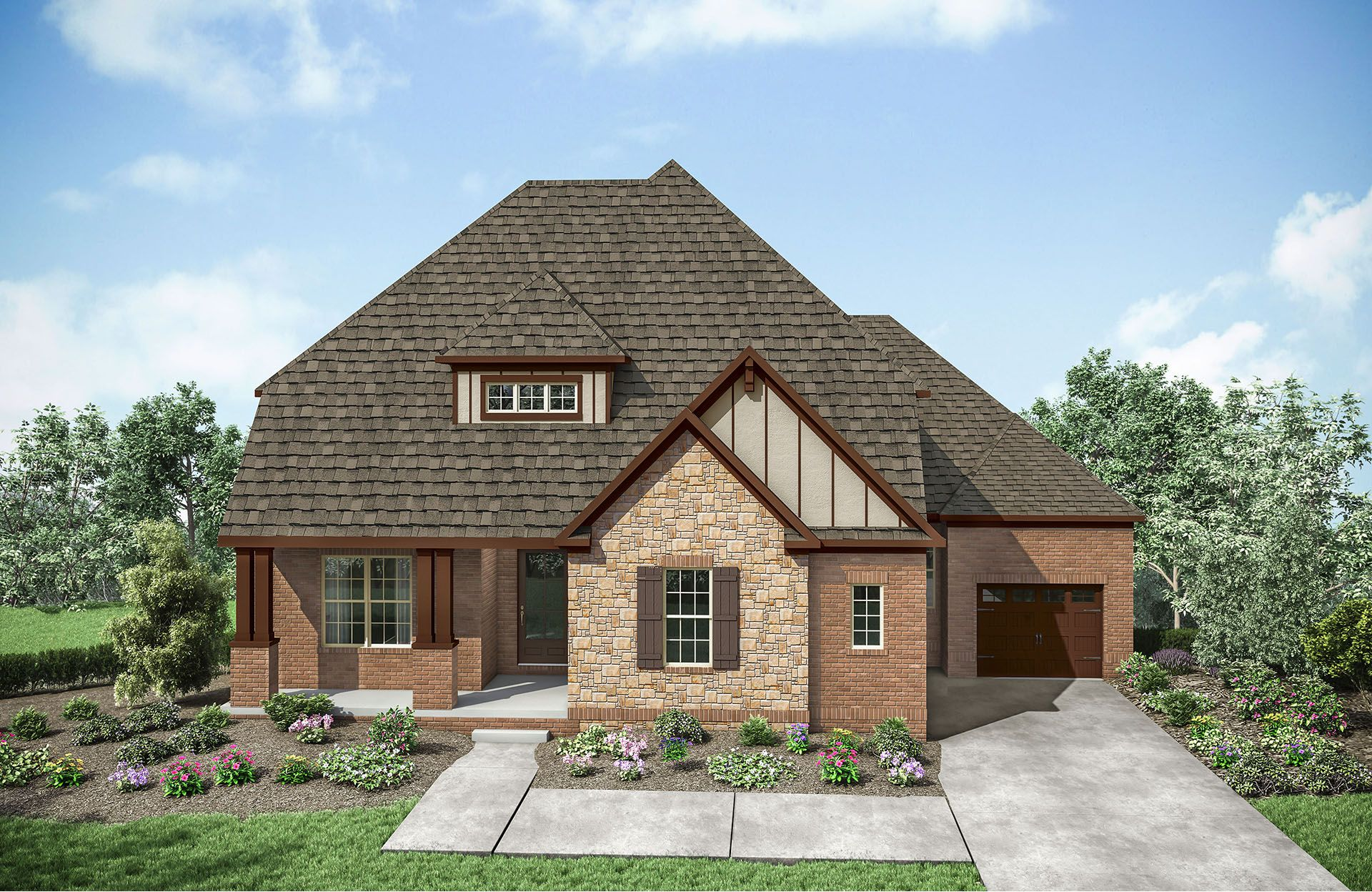 Single Family for Active at Kings' Chapel - Oakdale 4071 Old Light Circle Arrington, Tennessee 37014 United States