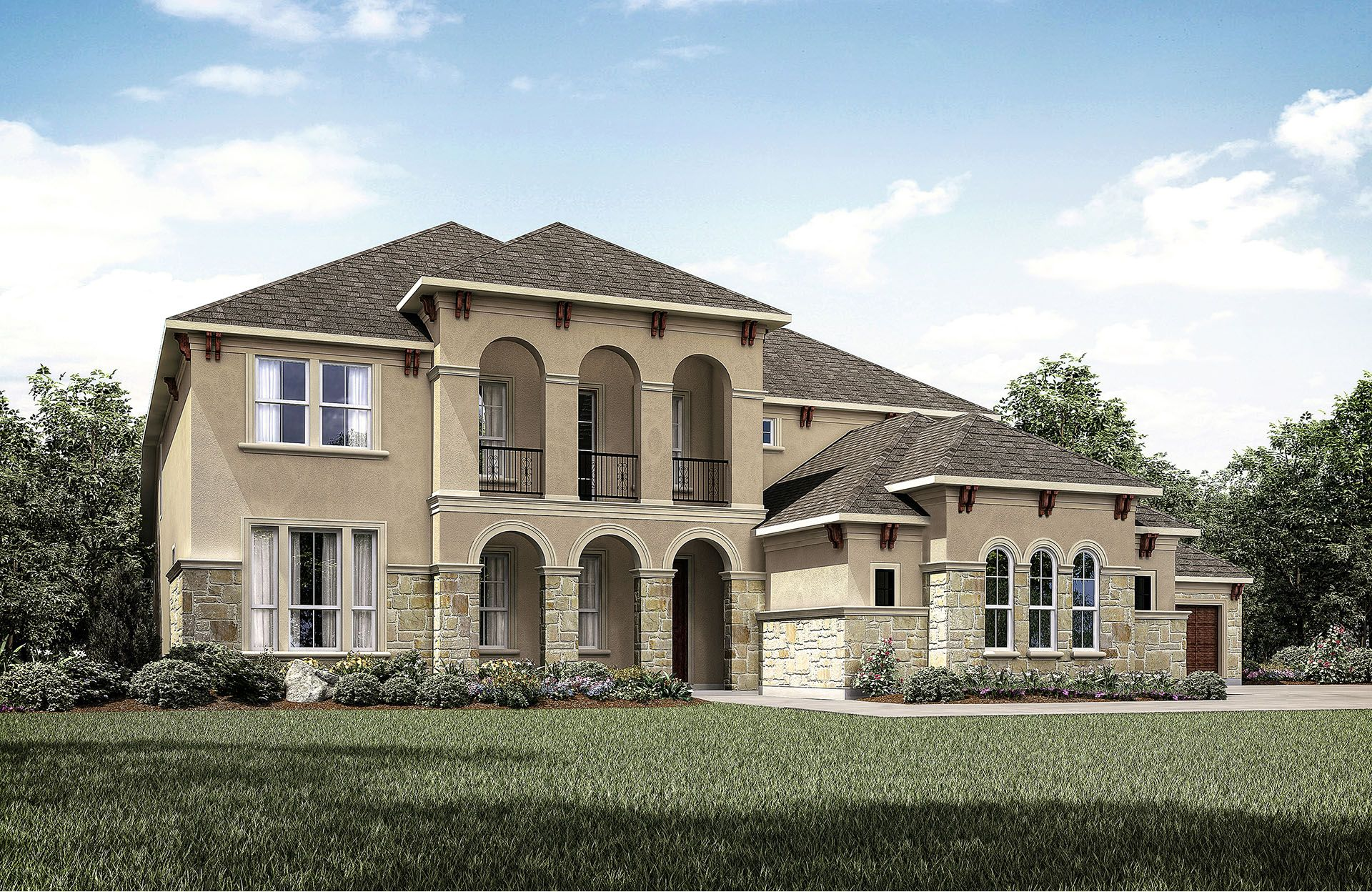 Single Family for Sale at Elmsdale 503 Woodside Terrace Austin, Texas 78738 United States
