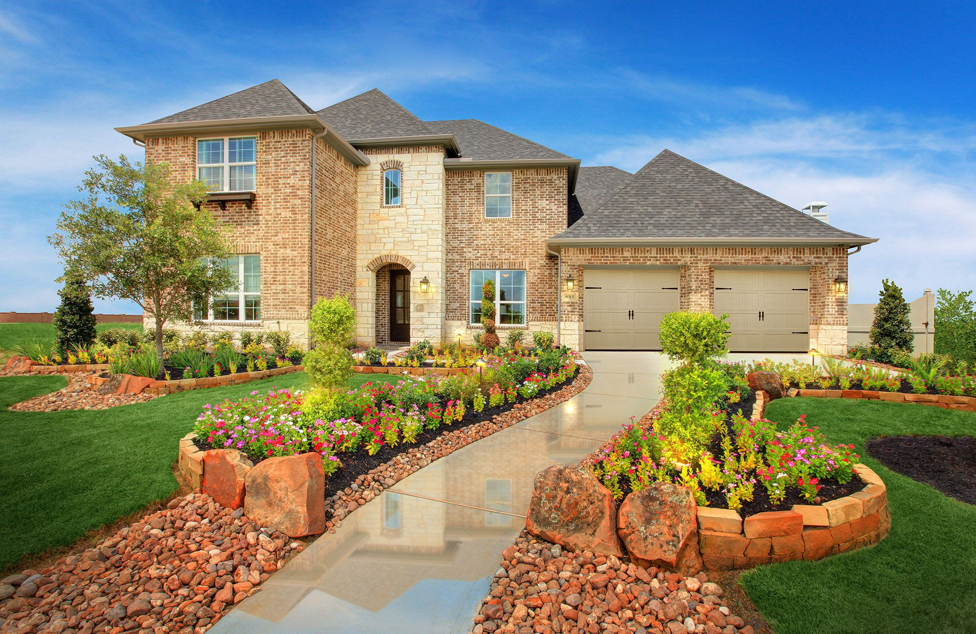 Single Family for Sale at Colton 323 Summer Crescent Drive Rosenberg, Texas 77469 United States