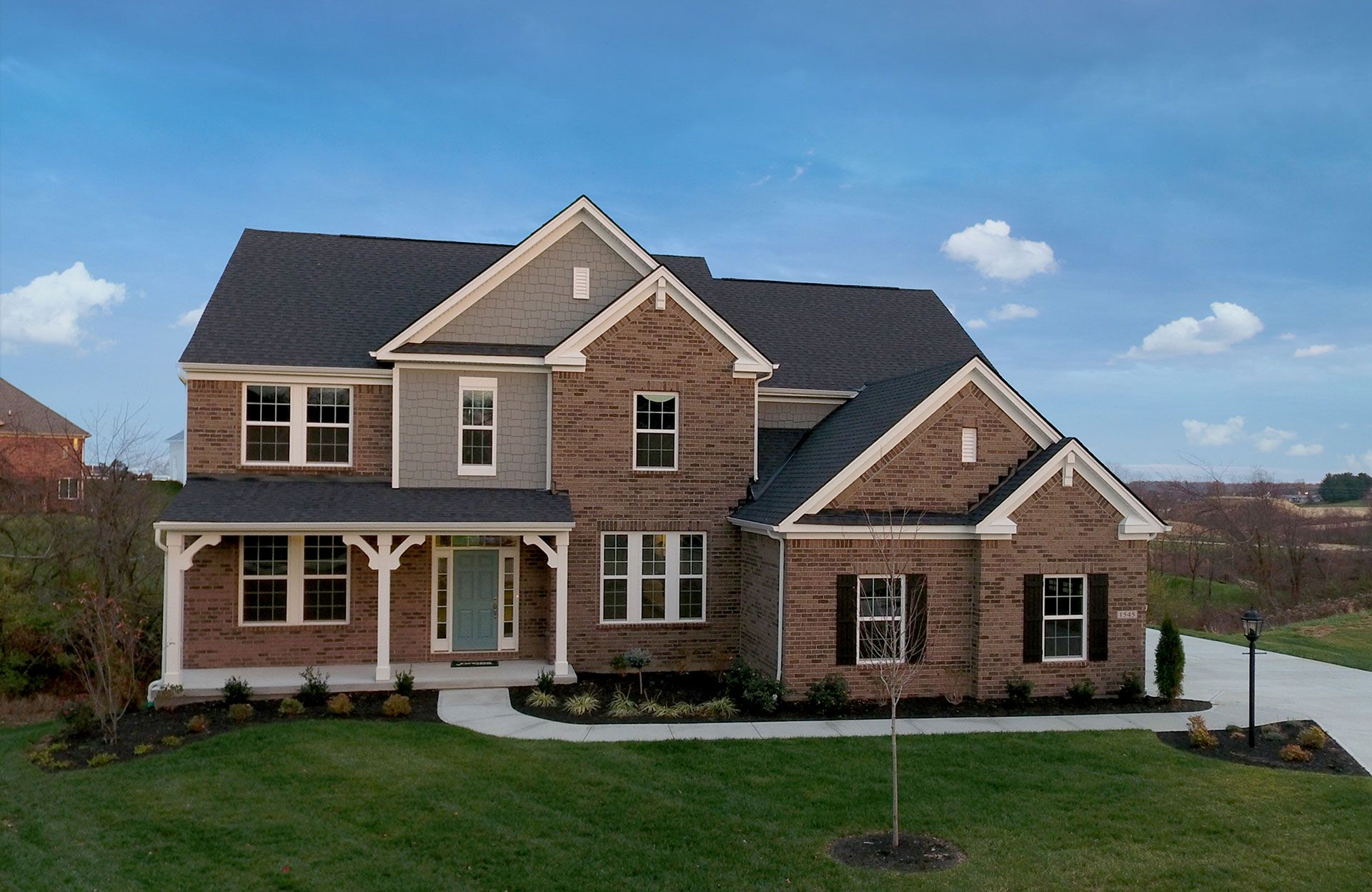 Single Family for Sale at Ash Lawn 1545 Smarty Jones Court Union, Kentucky 41091 United States