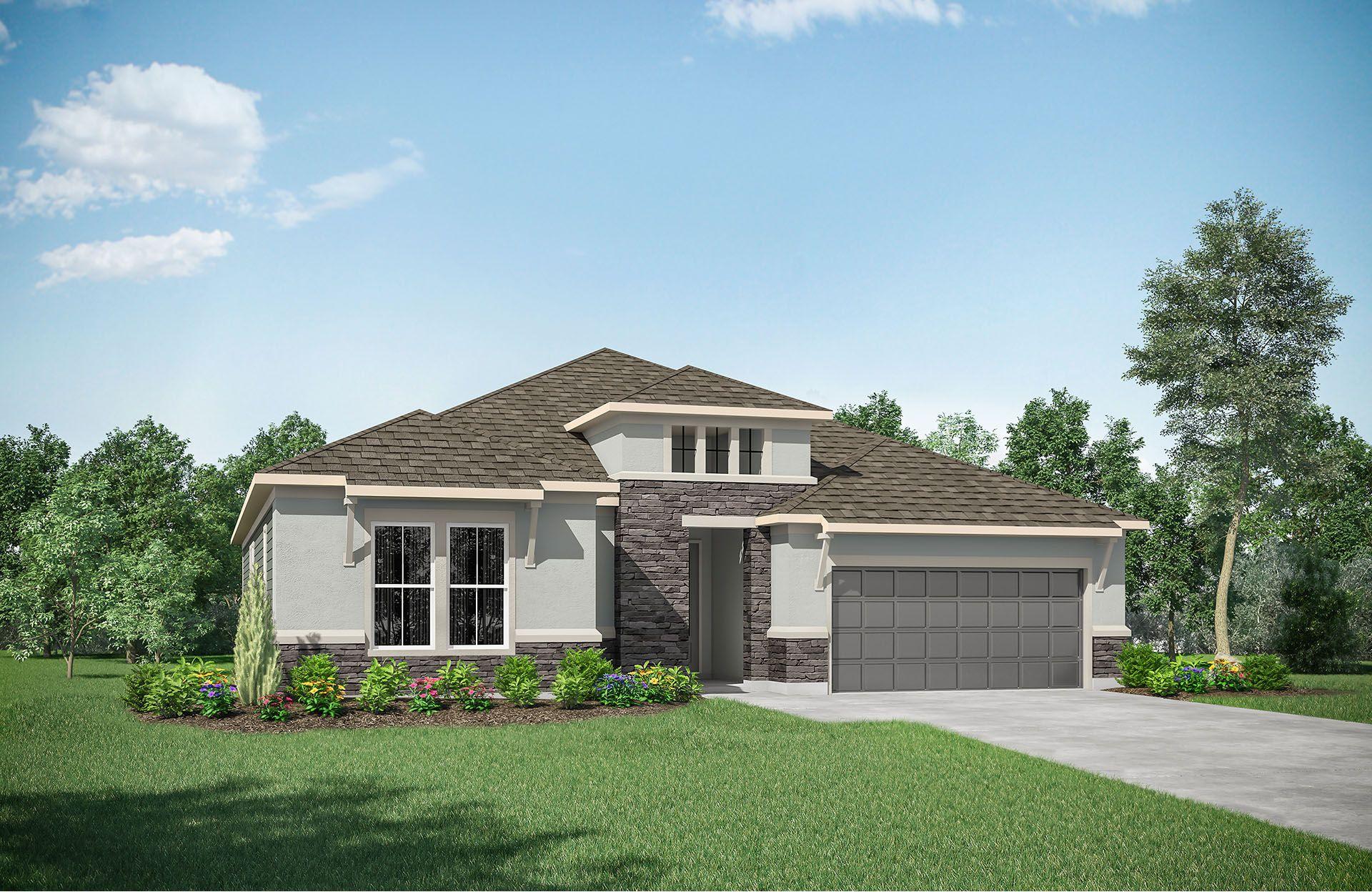 Uma única Família para Venda às Magnolia Point - Vilano 3695 Red Hawk Ct. Green Cove Springs, Florida 32043 United States