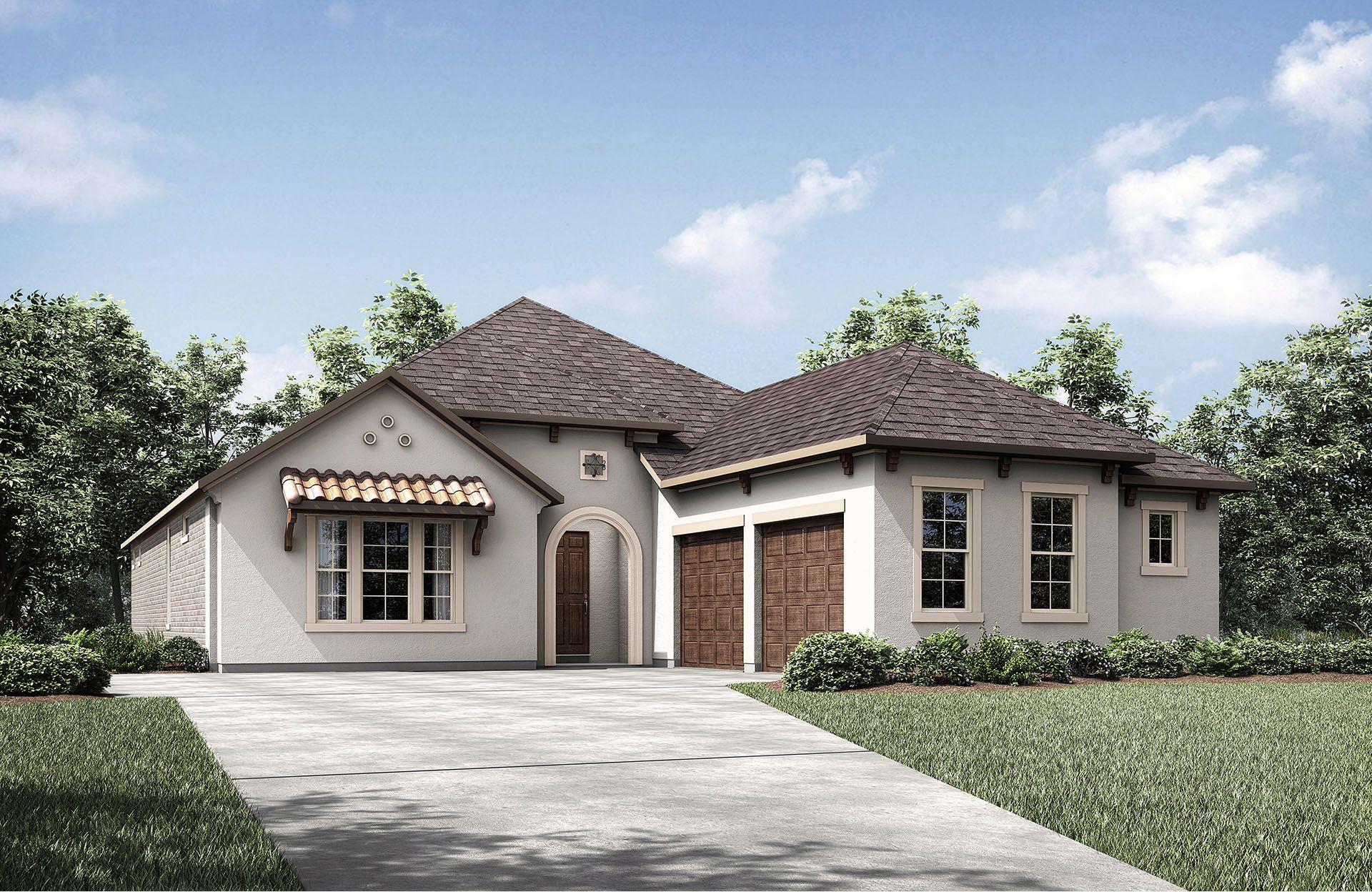 Real Estate at Villas of Hogan's Glen, Trophy Club in Denton County, TX 76262