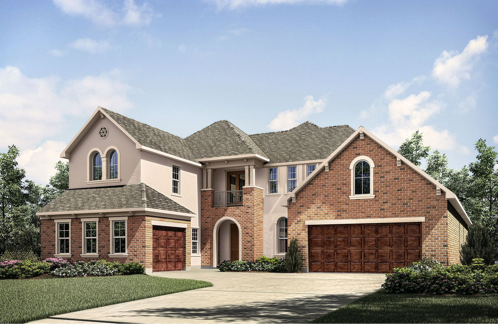 Single Family for Sale at Royal Brook At Kingwood - Antonio 3306 Lockridge Harbor Lane Porter, Texas 77365 United States