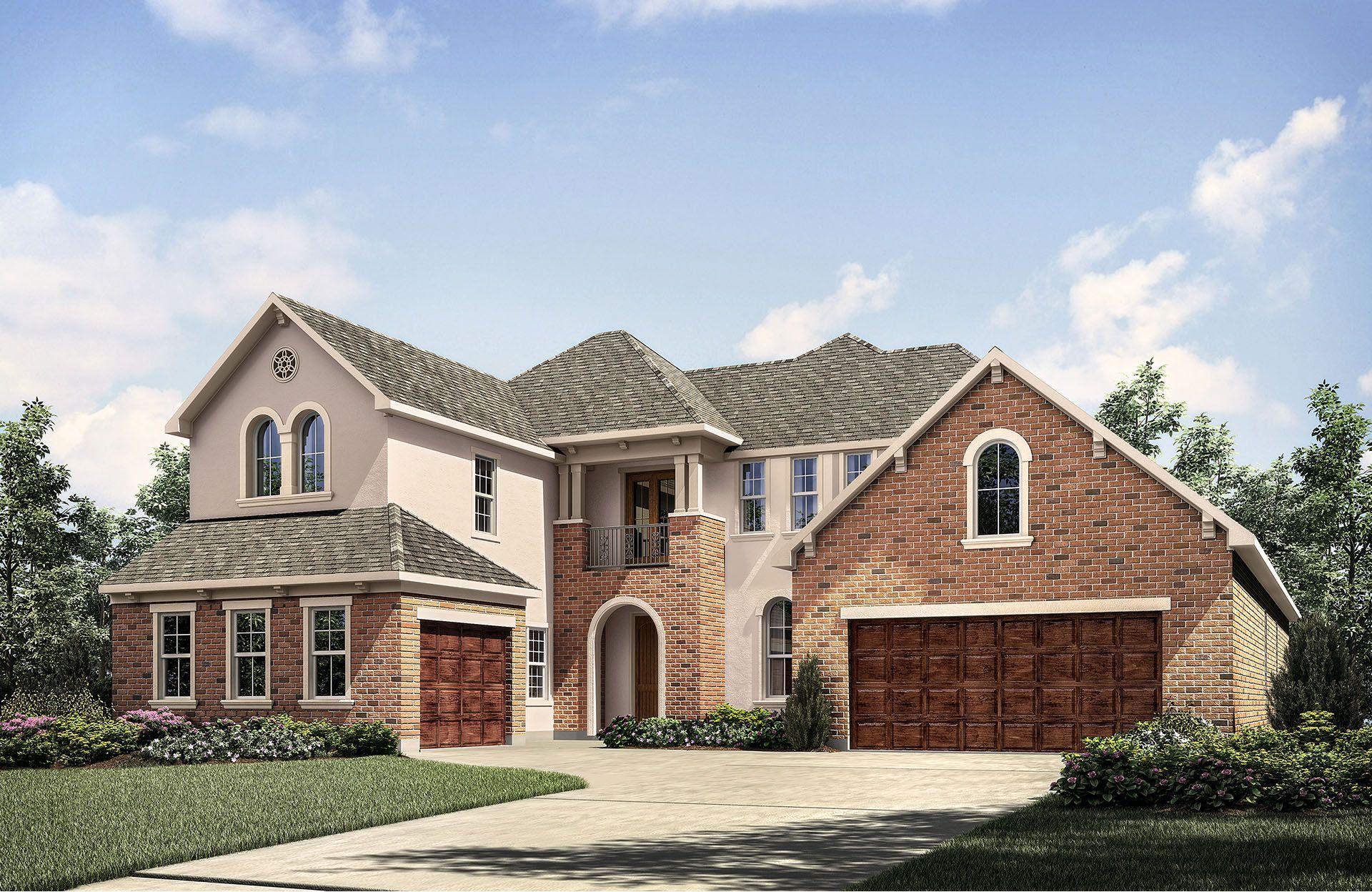 Single Family for Sale at Royal Brook At Kingwood - Antonio 3306 Lockridge Harbor Lane Porter, Texas 77365 United States
