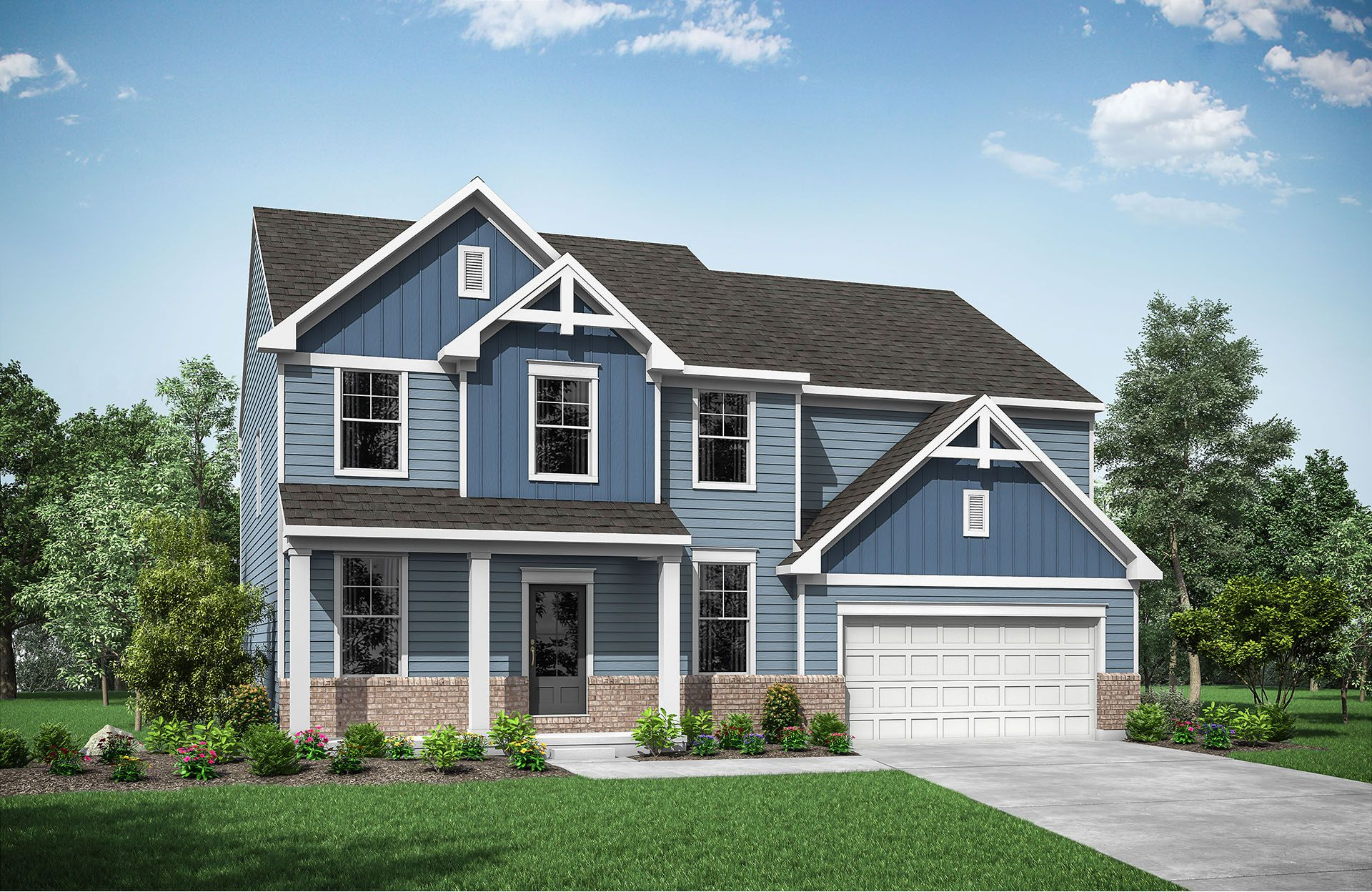 Single Family for Sale at Enclave At South Ridge - Fairborn 3416 Southway Ridge Erlanger, Kentucky 41018 United States