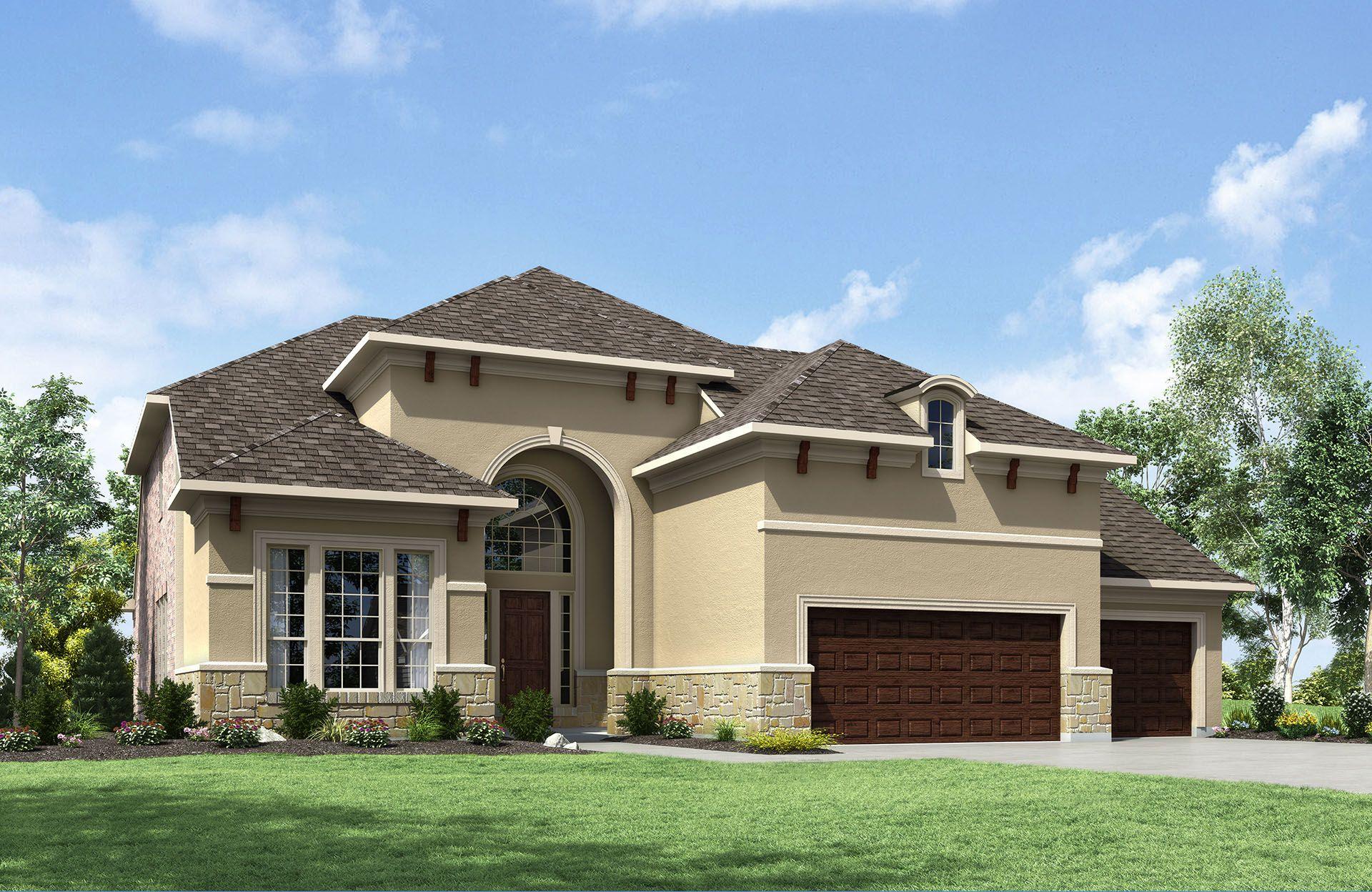 Single Family for Sale at Cimarron Hills - Kenwood Ii 307 Flint Ridge Trail Georgetown, Texas 78628 United States