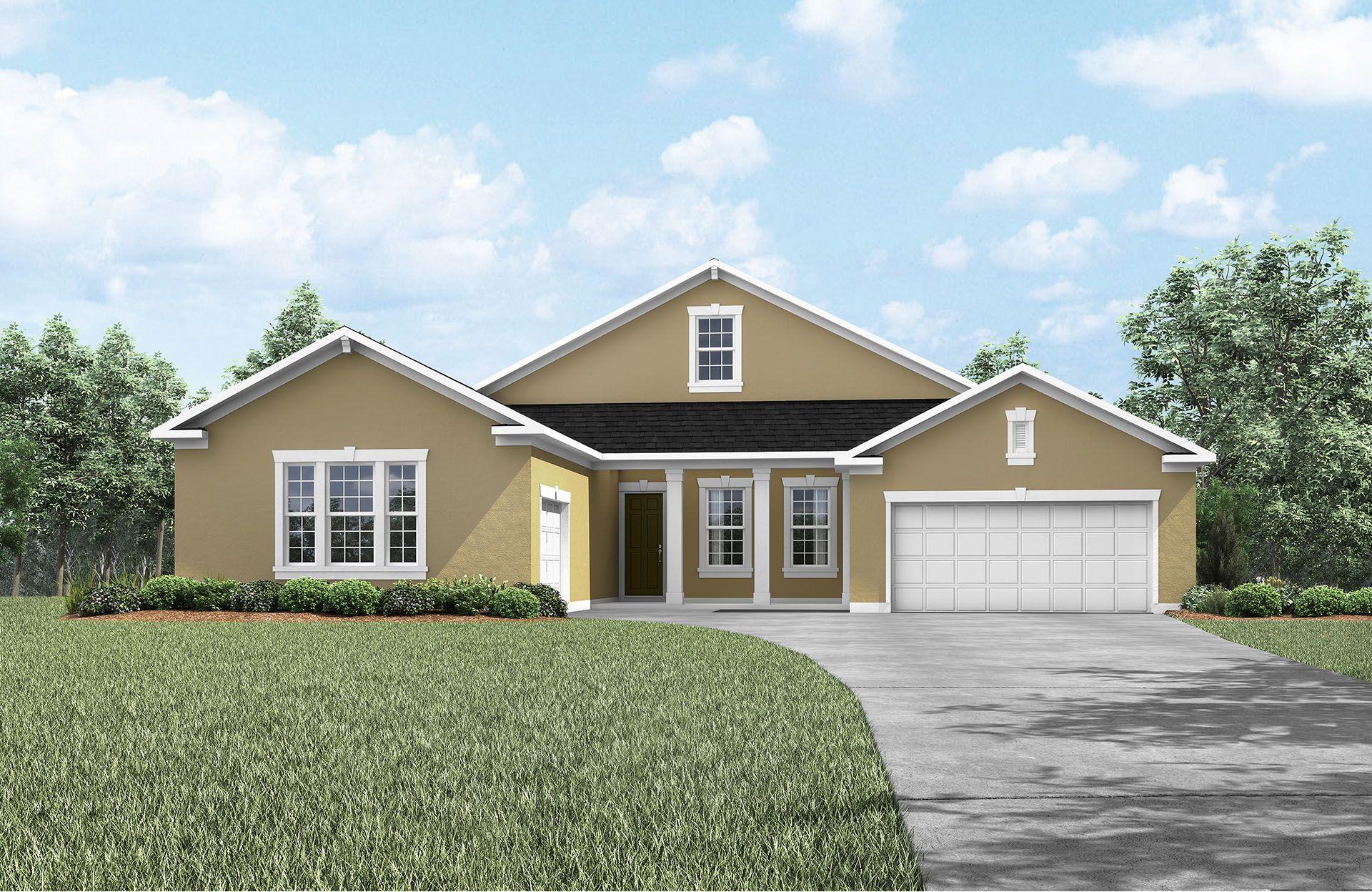 Single Family for Sale at Jacksonville Offsite - Korbett Jacksonville, Florida 32257 United States