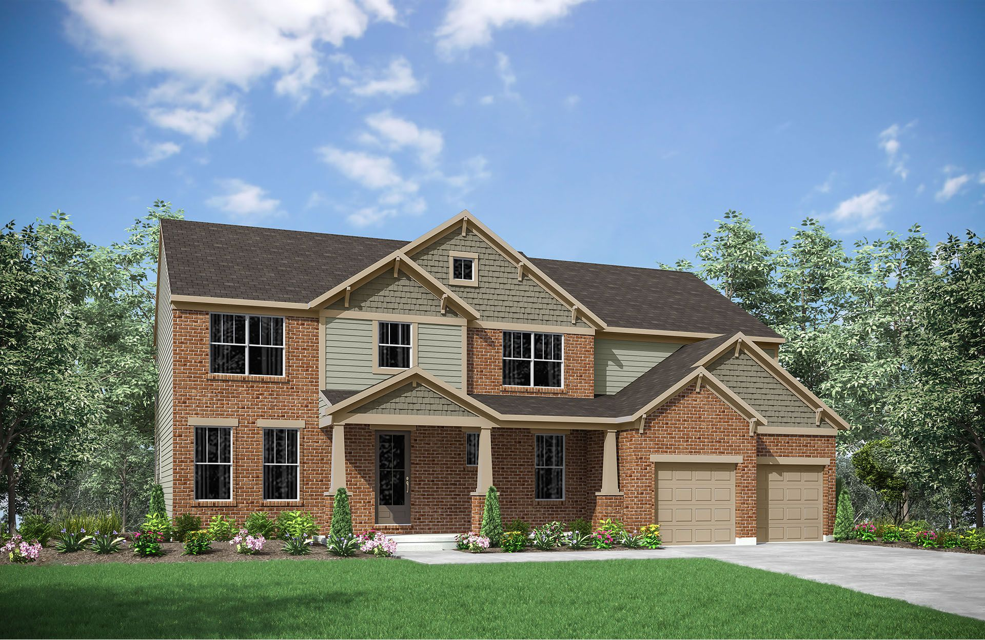 Single Family for Sale at Thornwilde Estates - Rossford 1629 Southcross Drive Hebron, Kentucky 41048 United States