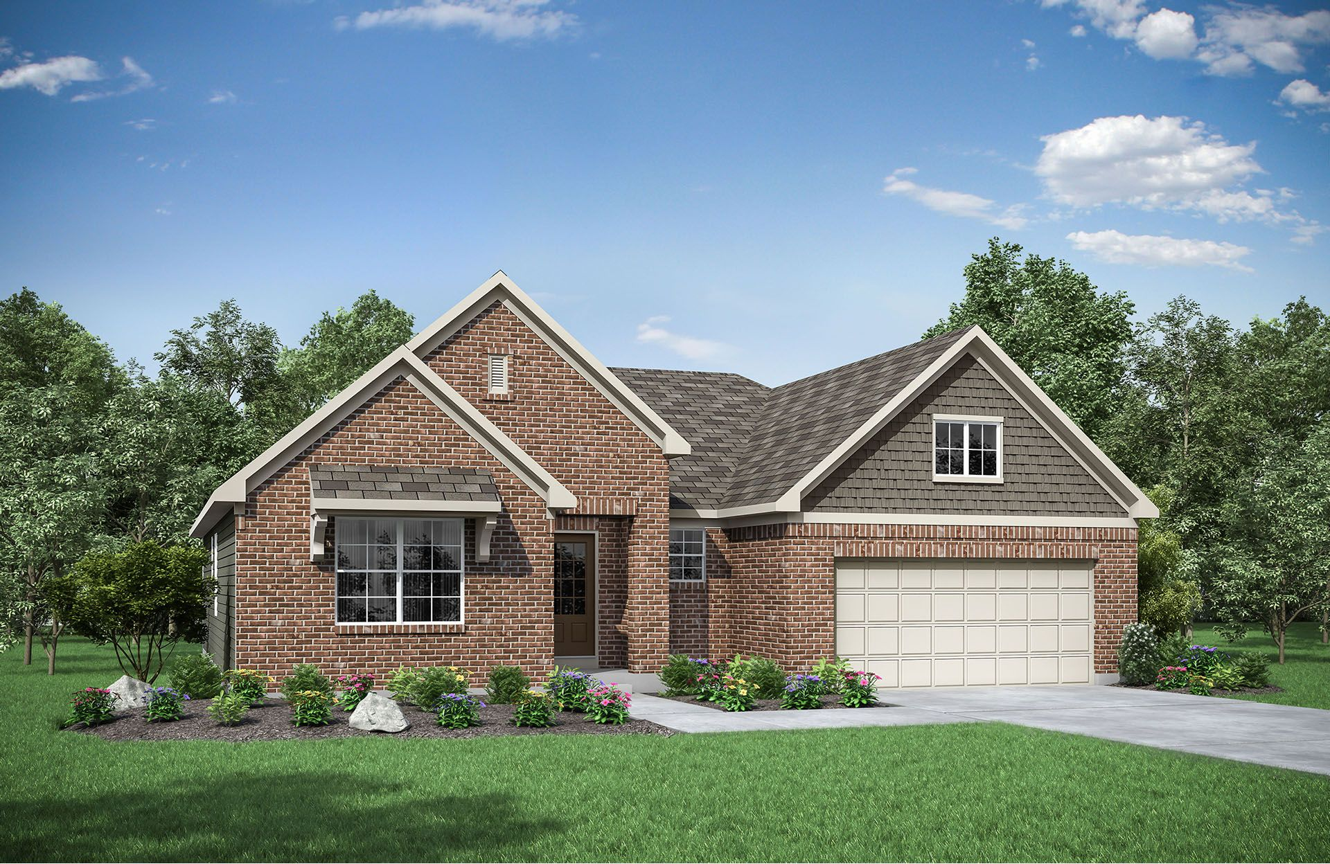Single Family for Sale at Enclave At South Ridge - Beachwood 3416 Southway Ridge Erlanger, Kentucky 41018 United States