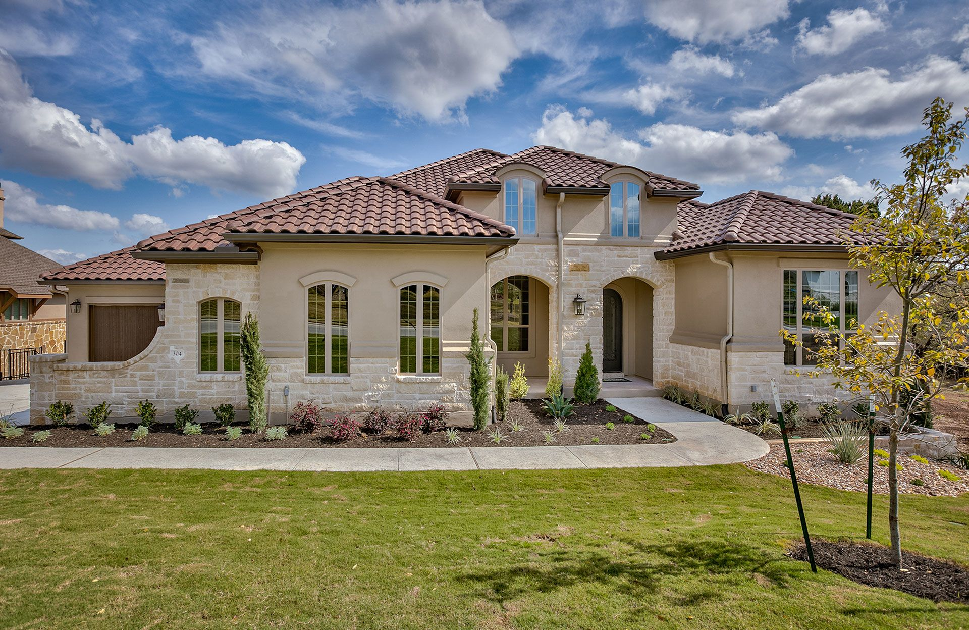 Single Family for Sale at Lauren Ii 304 Tempranillo Way Austin, Texas 78738 United States