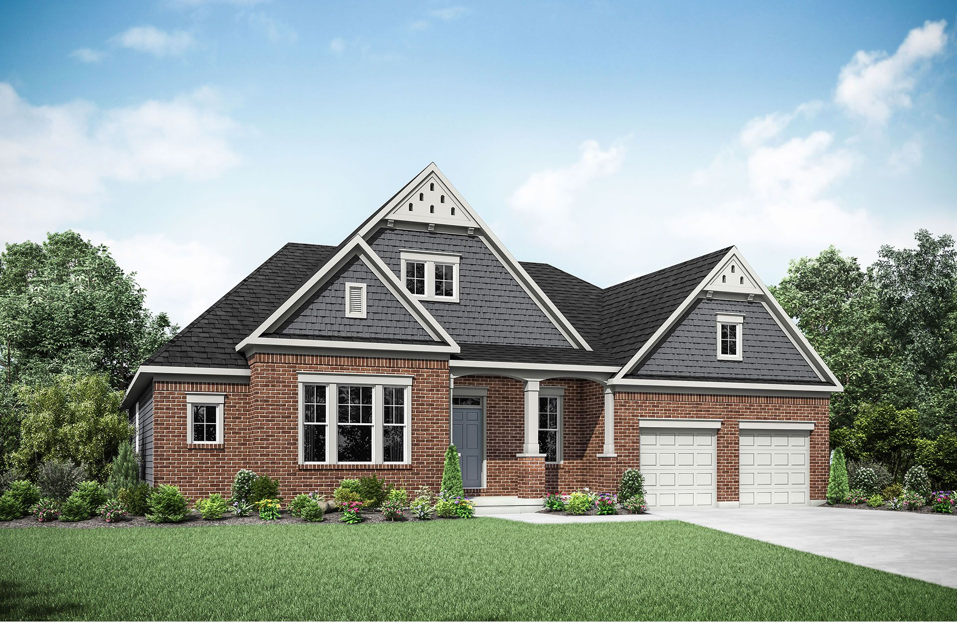 Single Family for Sale at Thornwilde Place - Lyndhurst 1629 Southcross Drive Hebron, Kentucky 41048 United States
