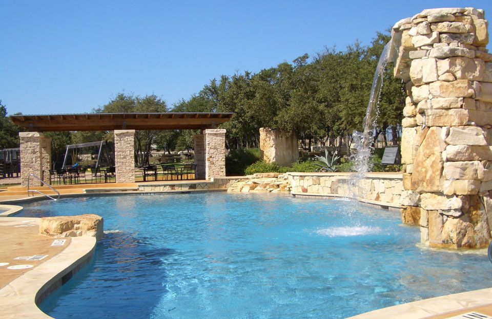 Crystal falls new homes in leander tx by drees custom homes for Crystal falls builders