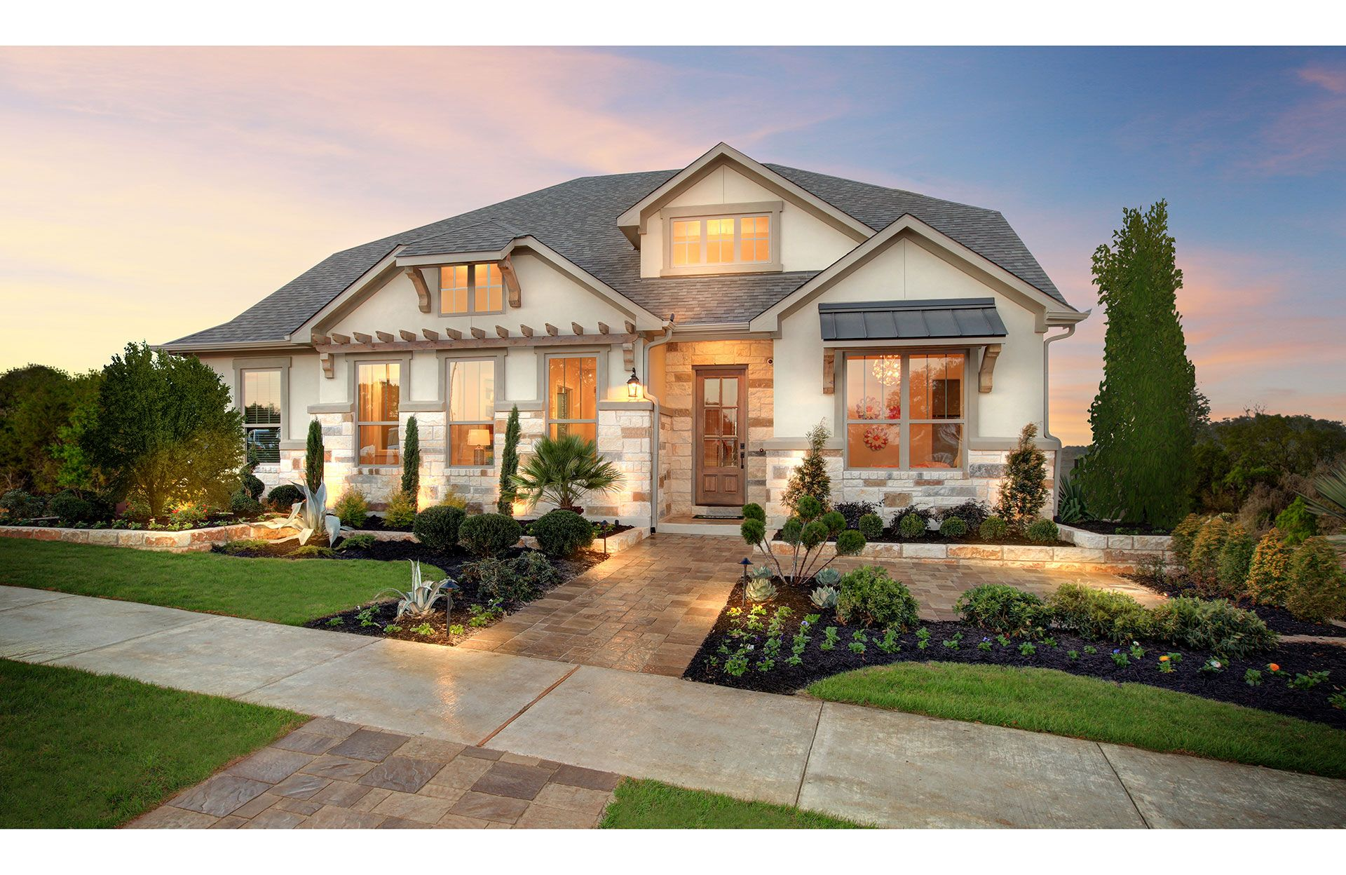 Single Family for Sale at Palmetto 109 Canyon View Road Georgetown, Texas 78628 United States