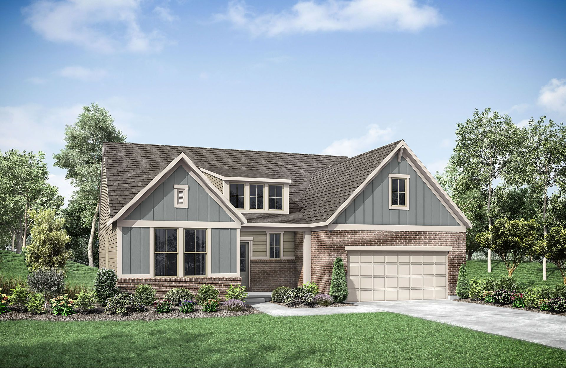 Single Family for Sale at Enclave At South Ridge - Naples 3416 Southway Ridge Erlanger, Kentucky 41018 United States