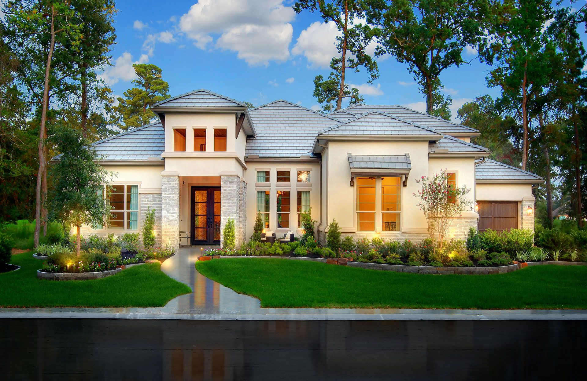 Single Family for Sale at Linley 24806 Pacific Dunes Lane Spring, Texas 77389 United States