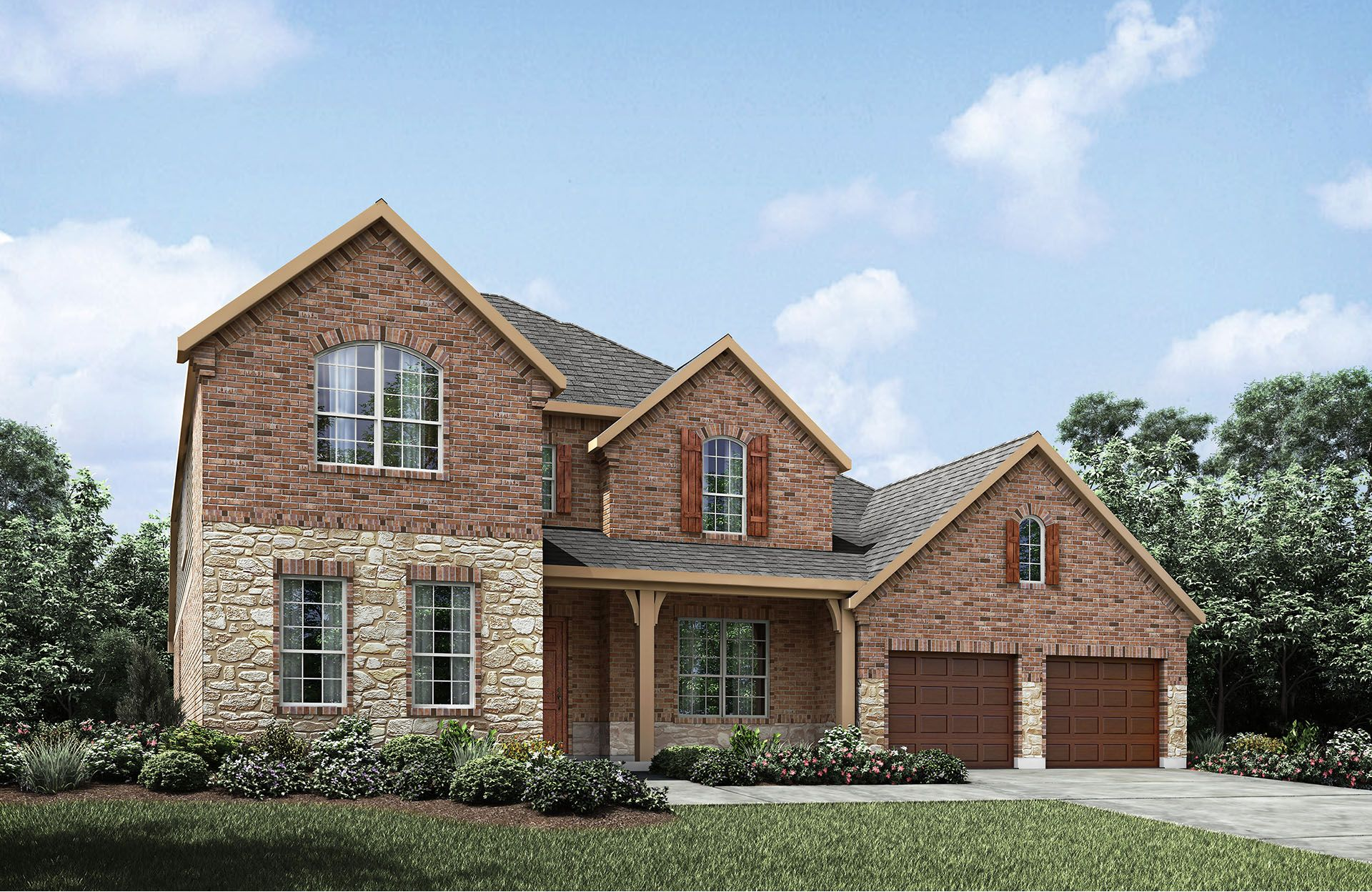 Single Family for Sale at Union Park - Crestmoore Ii 4908 Union Park Boulevard East Aubrey, Texas 76227 United States