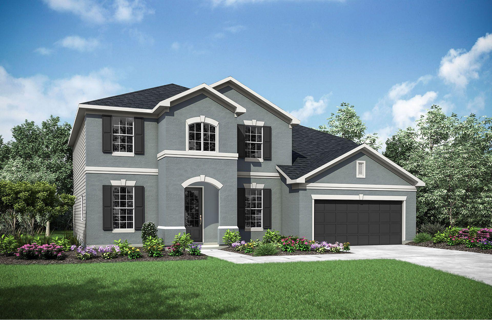 Uma única Família para Venda às Magnolia Point - Birchwood 3695 Red Hawk Ct. Green Cove Springs, Florida 32043 United States