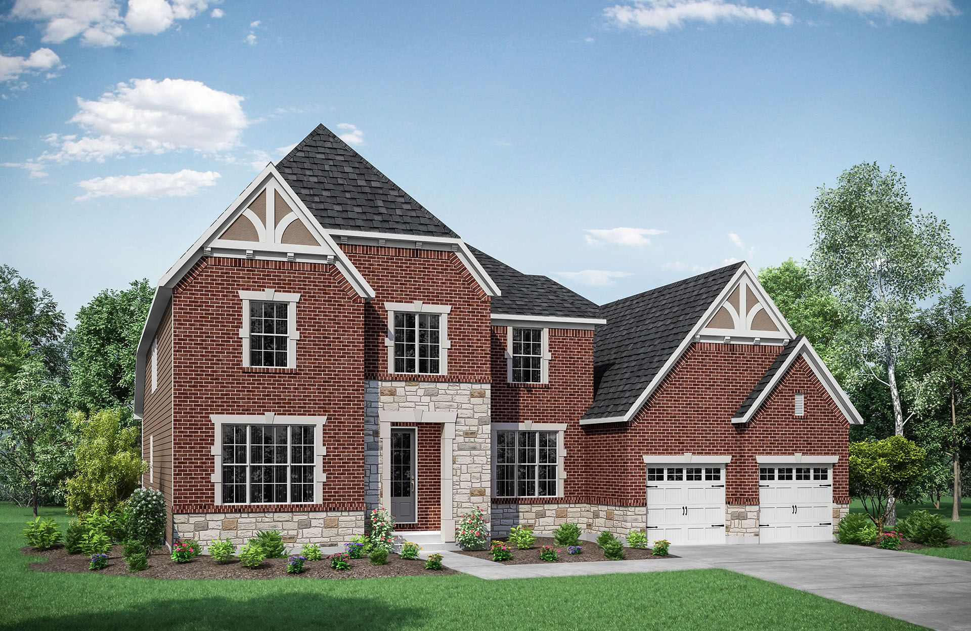 Single Family for Sale at Crestwood 1347 Prado Drive Union, Kentucky 41091 United States