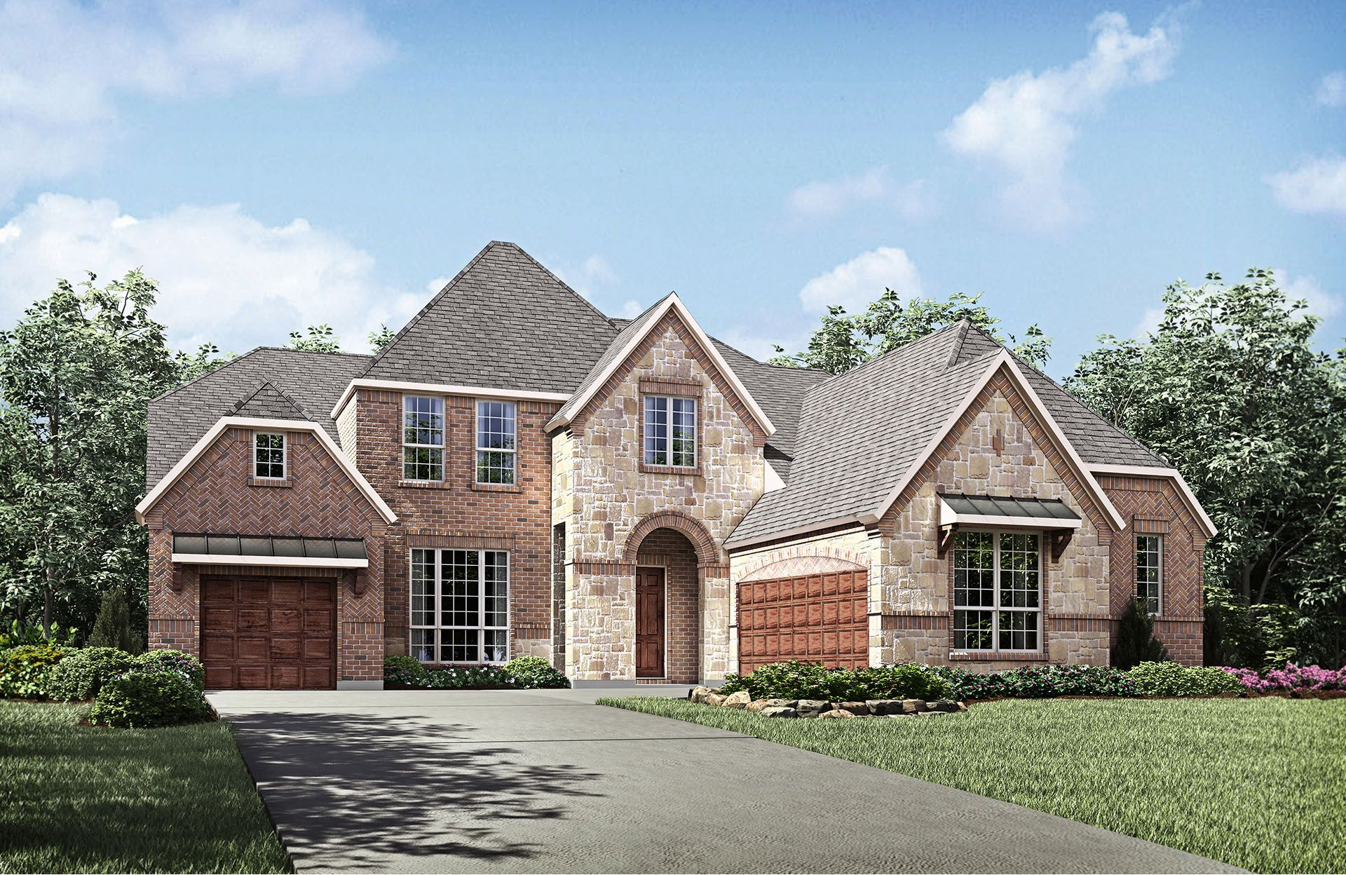 Single Family for Active at Harper's Preserve - Brinkley Model Home Coming Soon! Conroe, Texas 77385 United States