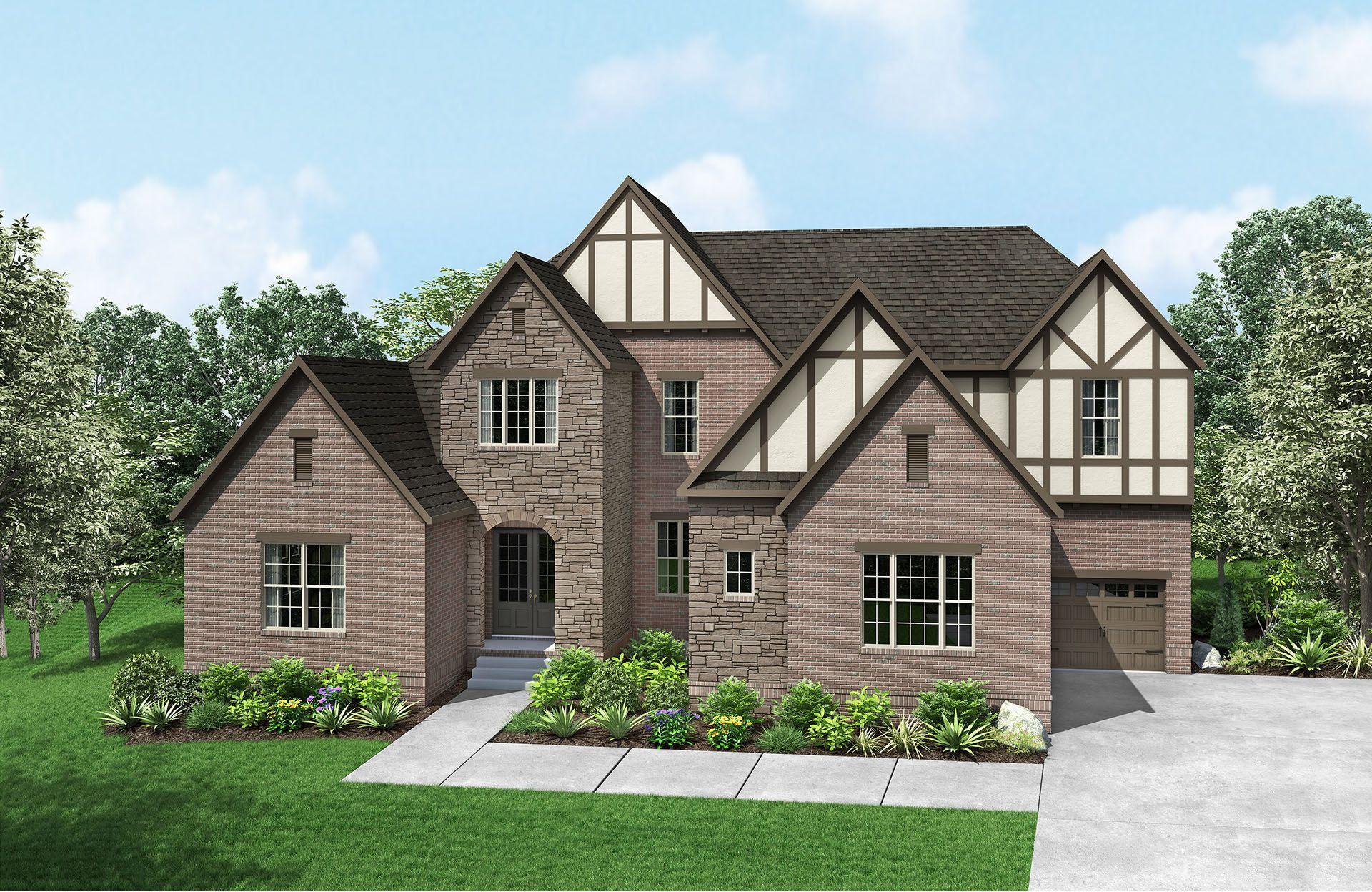 单亲家庭 为 销售 在 Asher - Dresden 108 Telfair Lane Nolensville, Tennessee 37135 United States