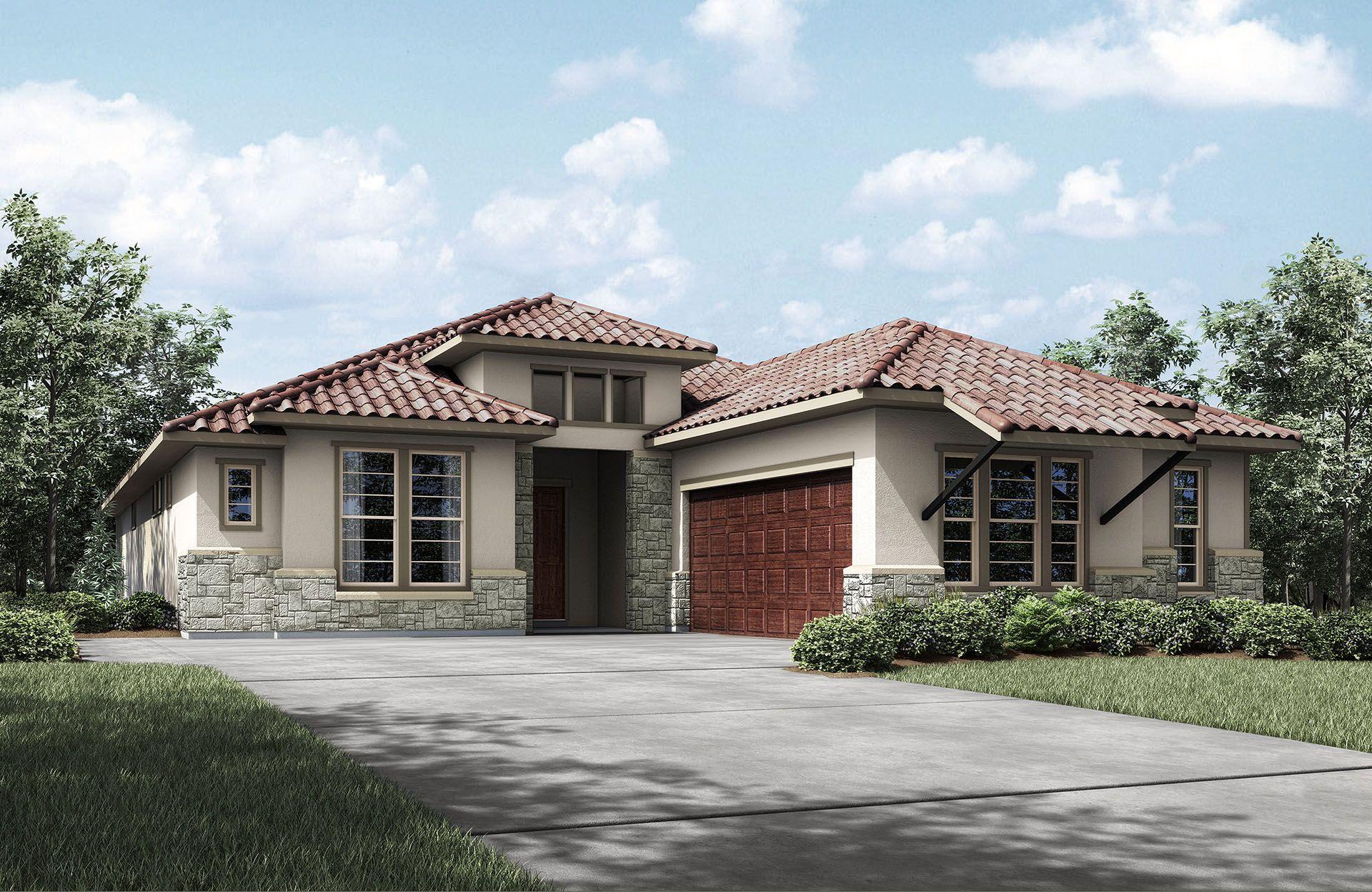 Single Family for Sale at Cimarron Hills - Kentshire 307 Flint Ridge Georgetown, Texas 78628 United States