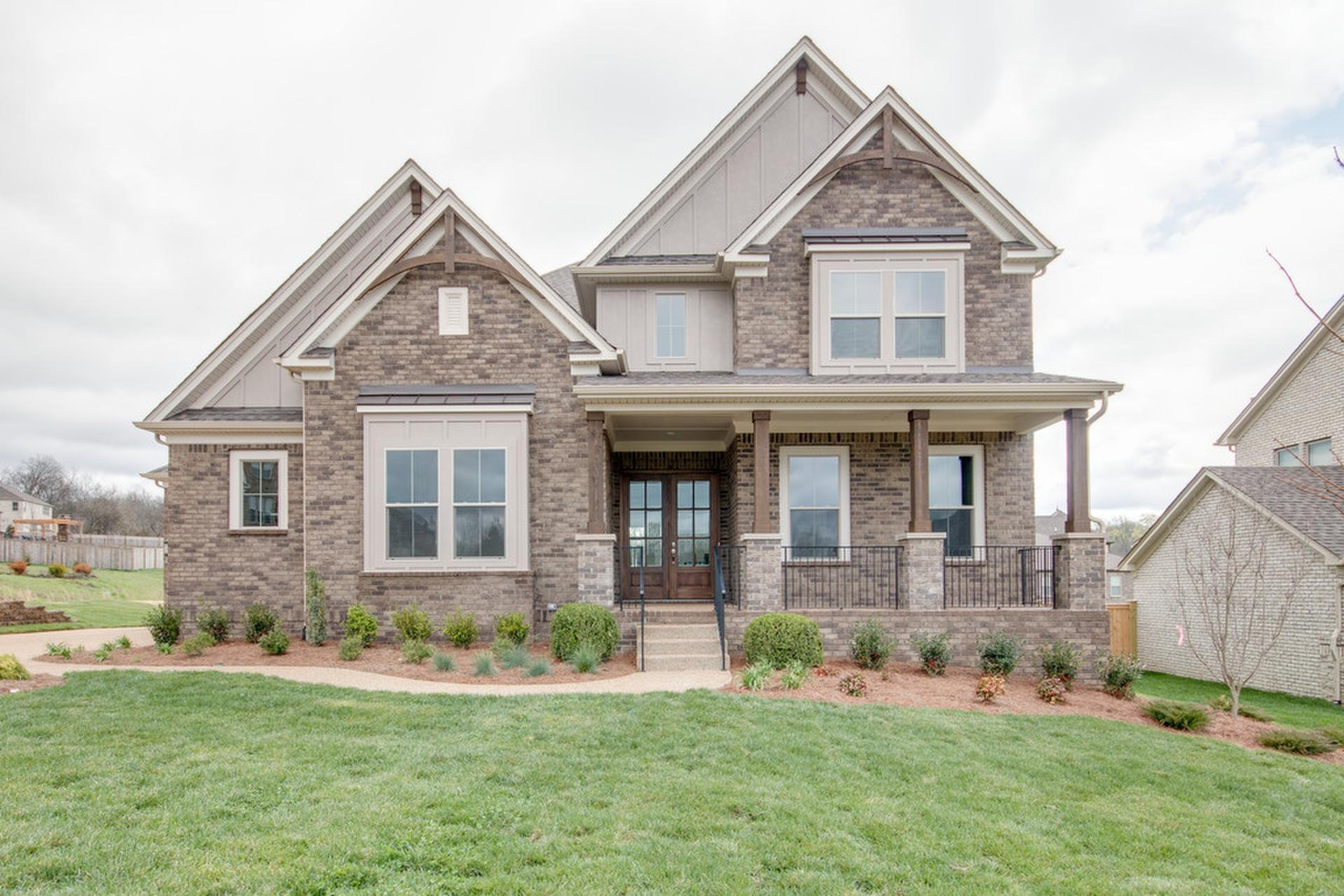 Single Family for Active at Somerville 104 Asher Downs Circle Nolensville, Tennessee 37135 United States