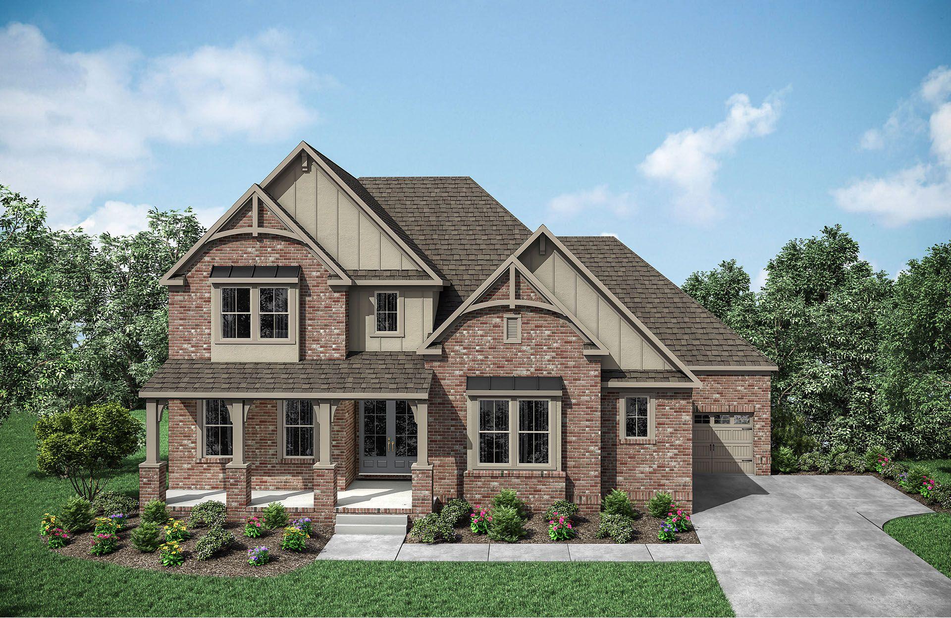 Single Family for Sale at Somerville 9481 Whetstone Blvd Nashville, Tennessee 37214 United States