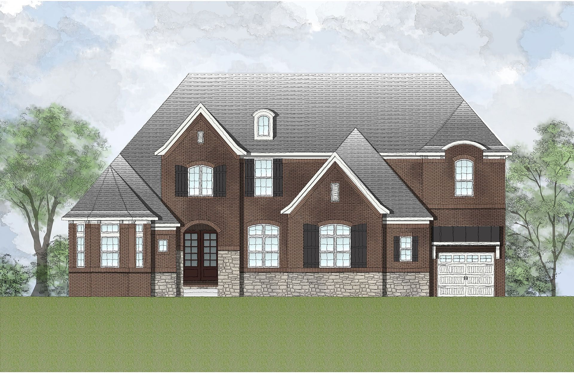 Single Family for Sale at Dresden 9485 Whetstone Blvd Nashville, Tennessee 37214 United States