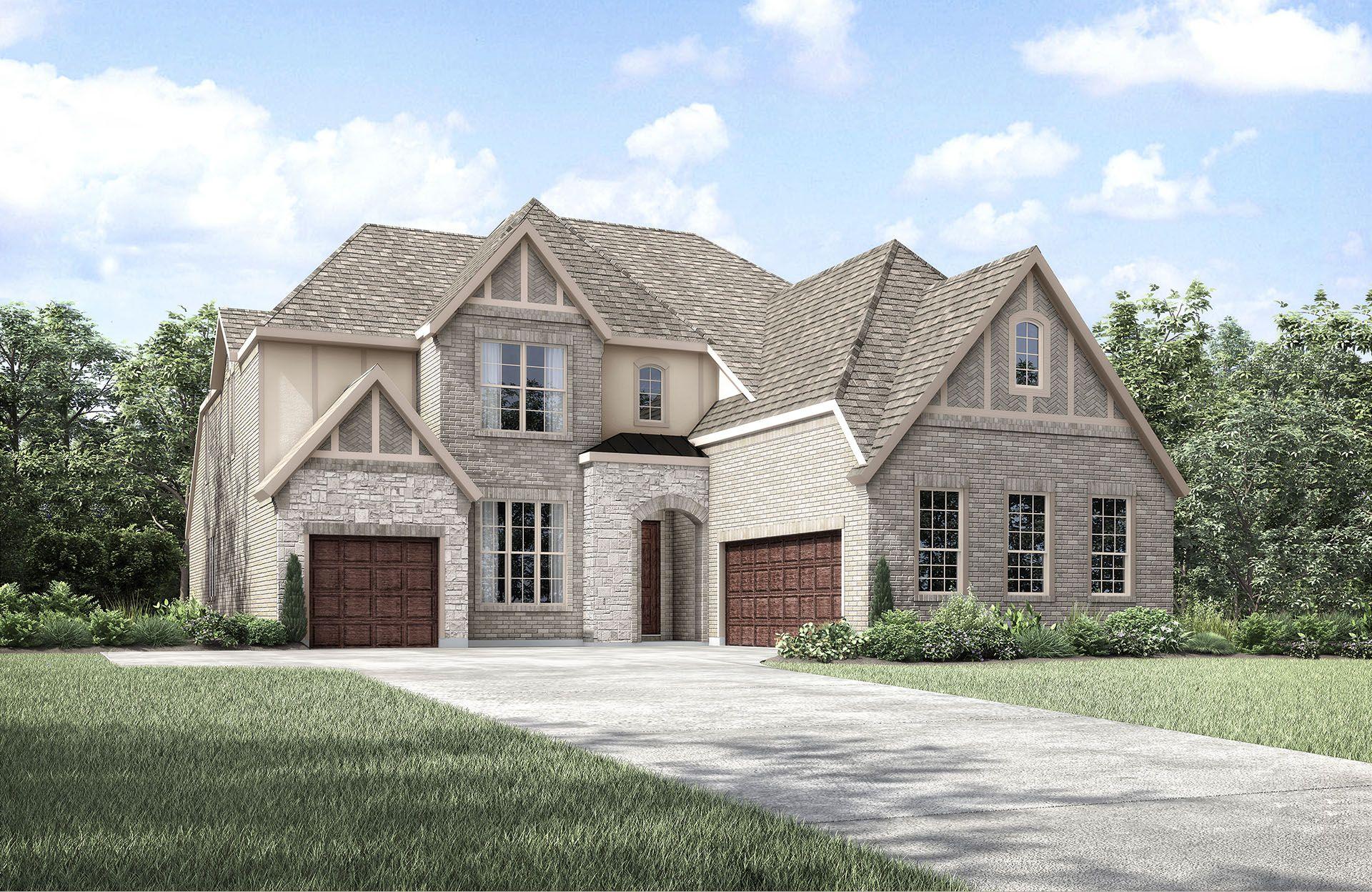 Single Family for Sale at Union Park - Grayford 4908 Union Park Boulevard East Aubrey, Texas 76227 United States