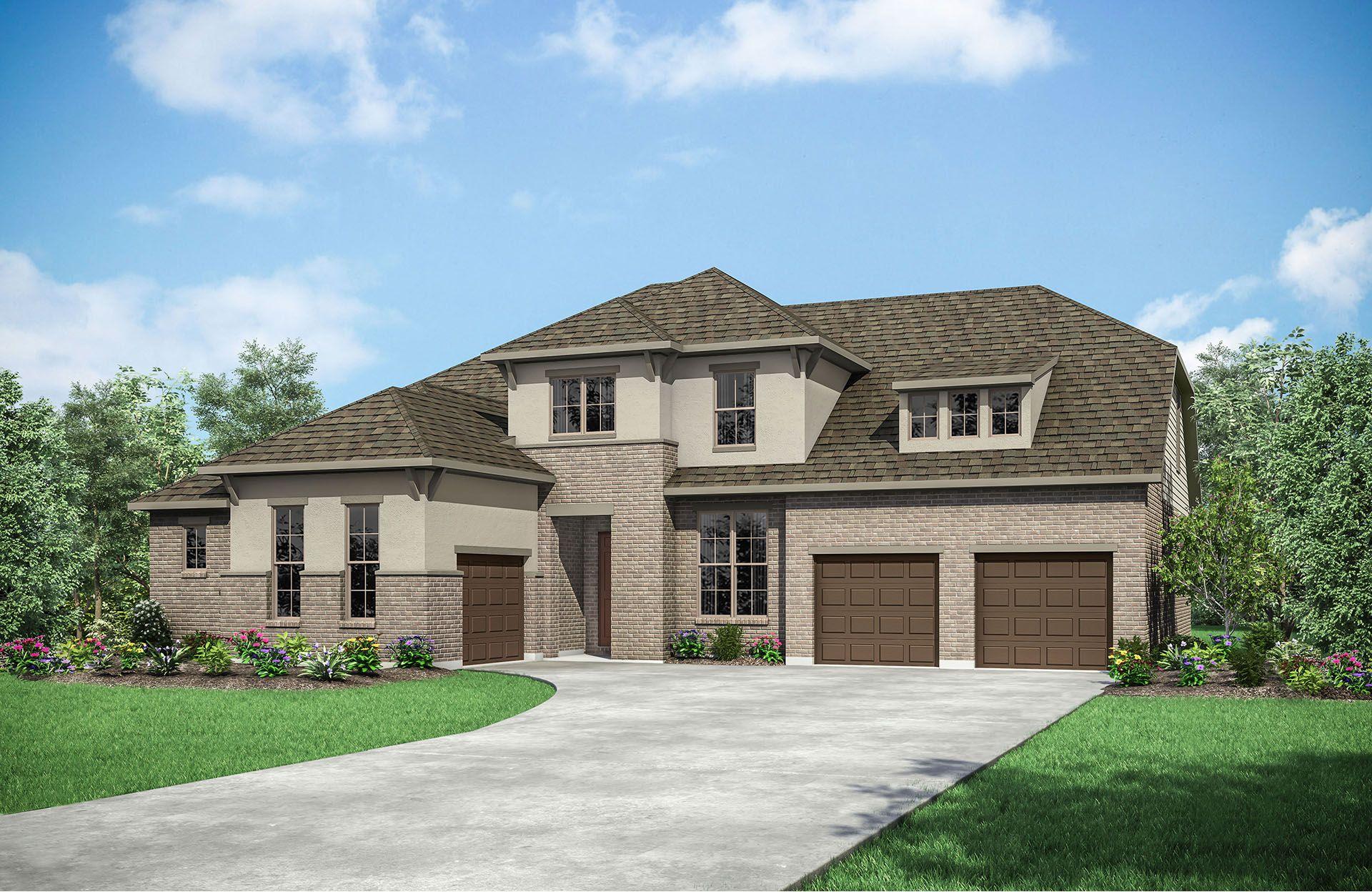 Single Family for Active at Viridian - Grantley 1344 Viridian Park Lane Arlington, Texas 76005 United States