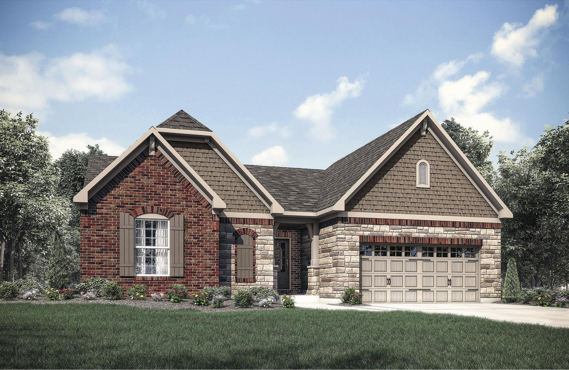 Ironstone, Franklin Township, IN Homes & Land - Real Estate