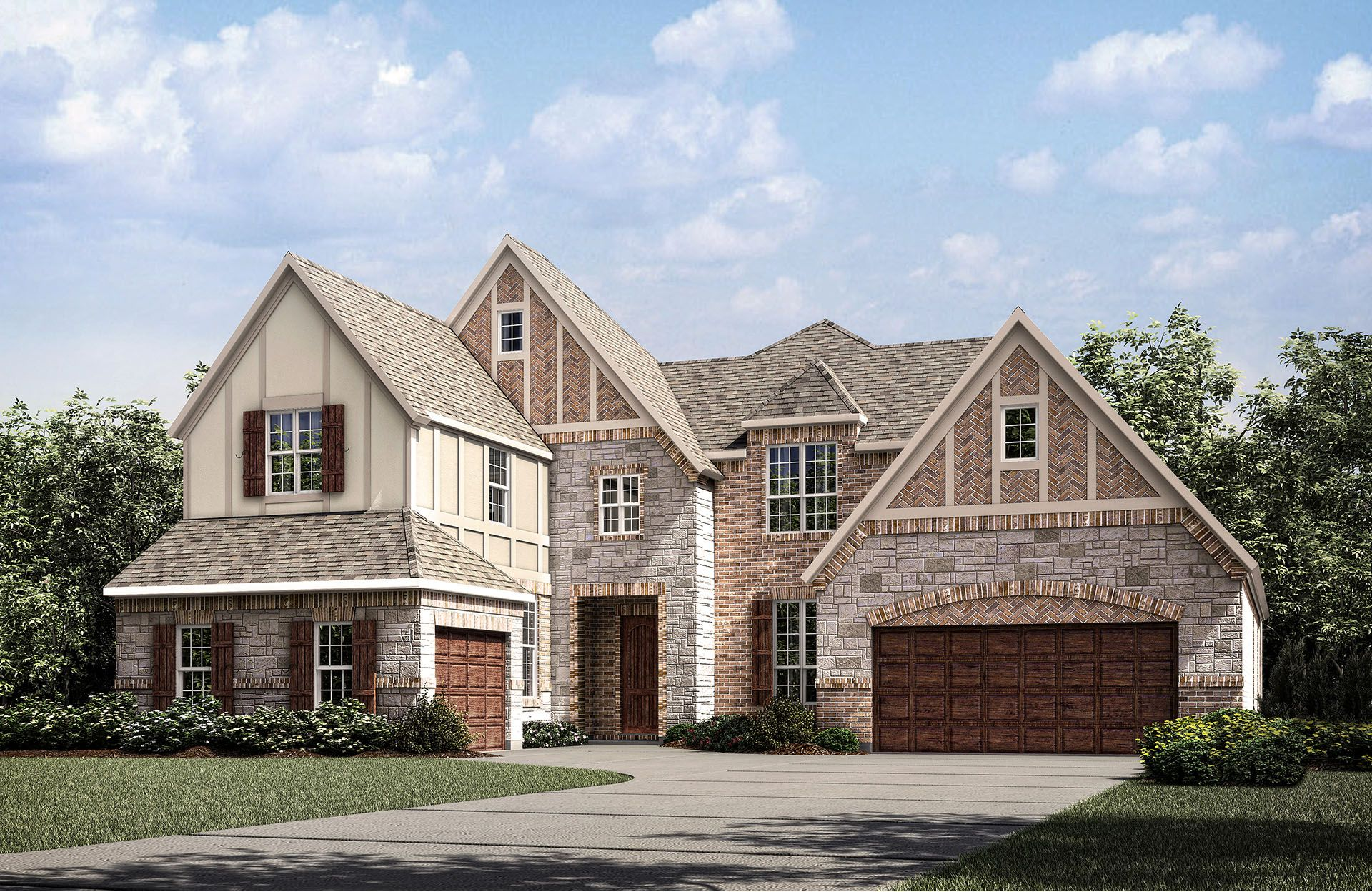 Single Family for Active at Royal Brook At Kingwood - Antonio 3306 Lockridge Harbor Lane Porter, Texas 77365 United States