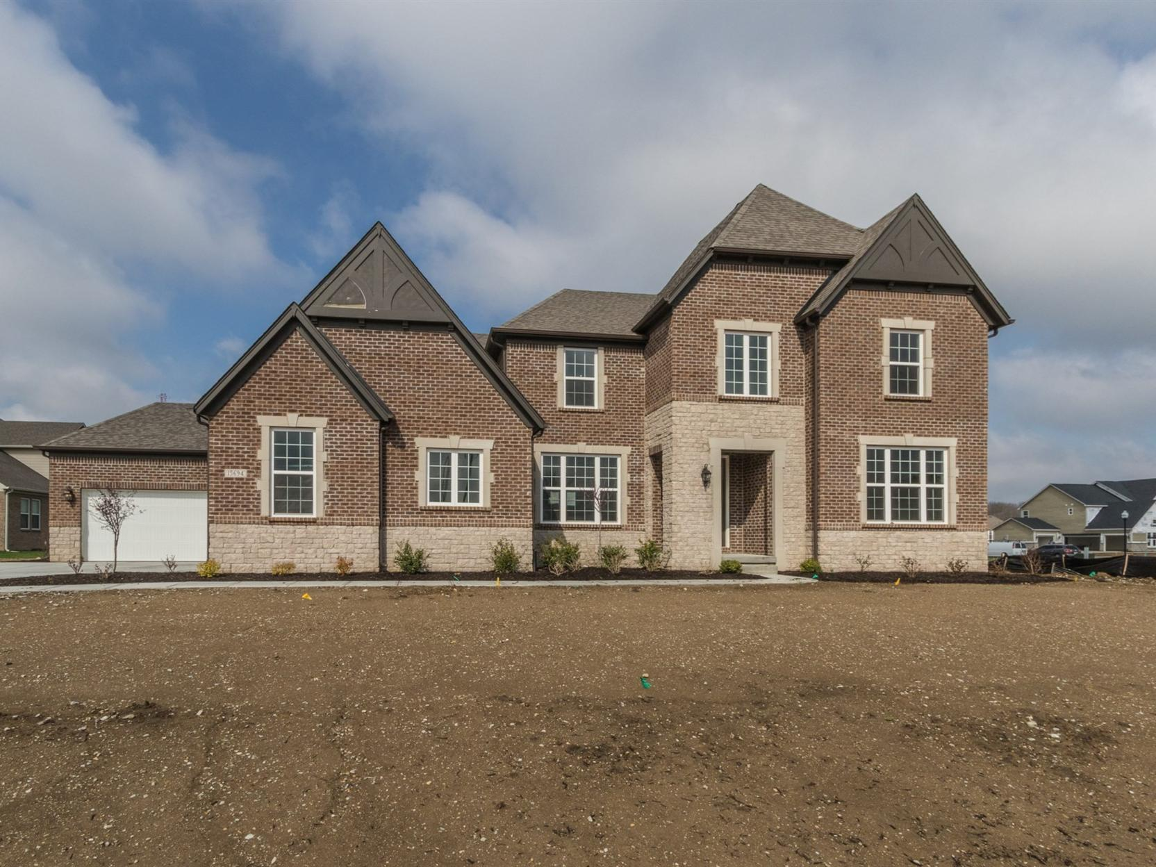 Single Family for Active at Crestwood 15694 Provincial Lane Fishers, Indiana 46040 United States