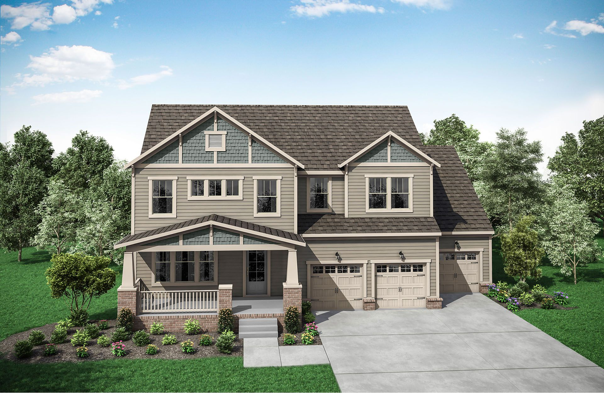Single Family for Active at Baird Farms - Matthews Baird Farms Blvd Mount Juliet, Tennessee 37122 United States