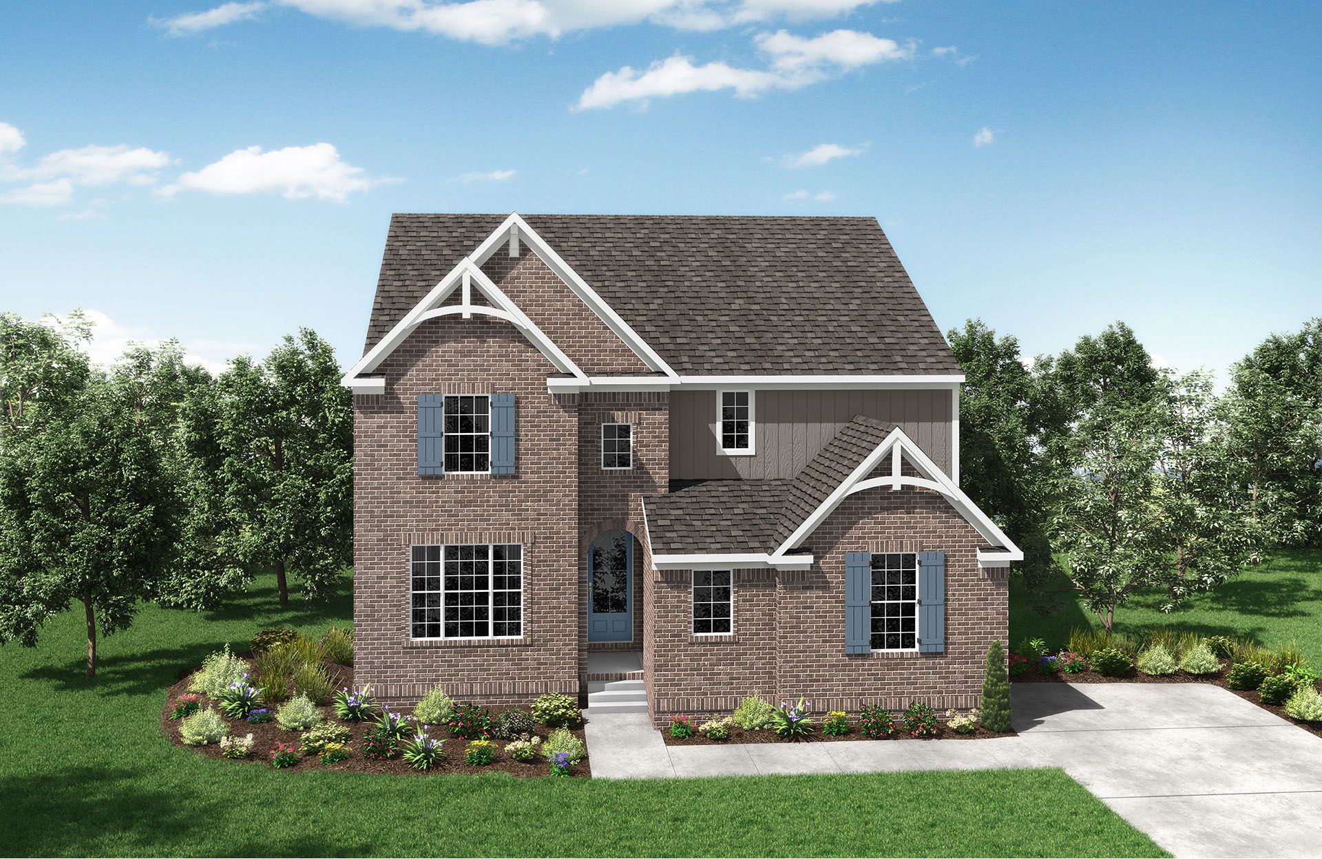 Single Family for Sale at River Oaks - The Manor - Brookston Lebanon, Tennessee 37090 United States